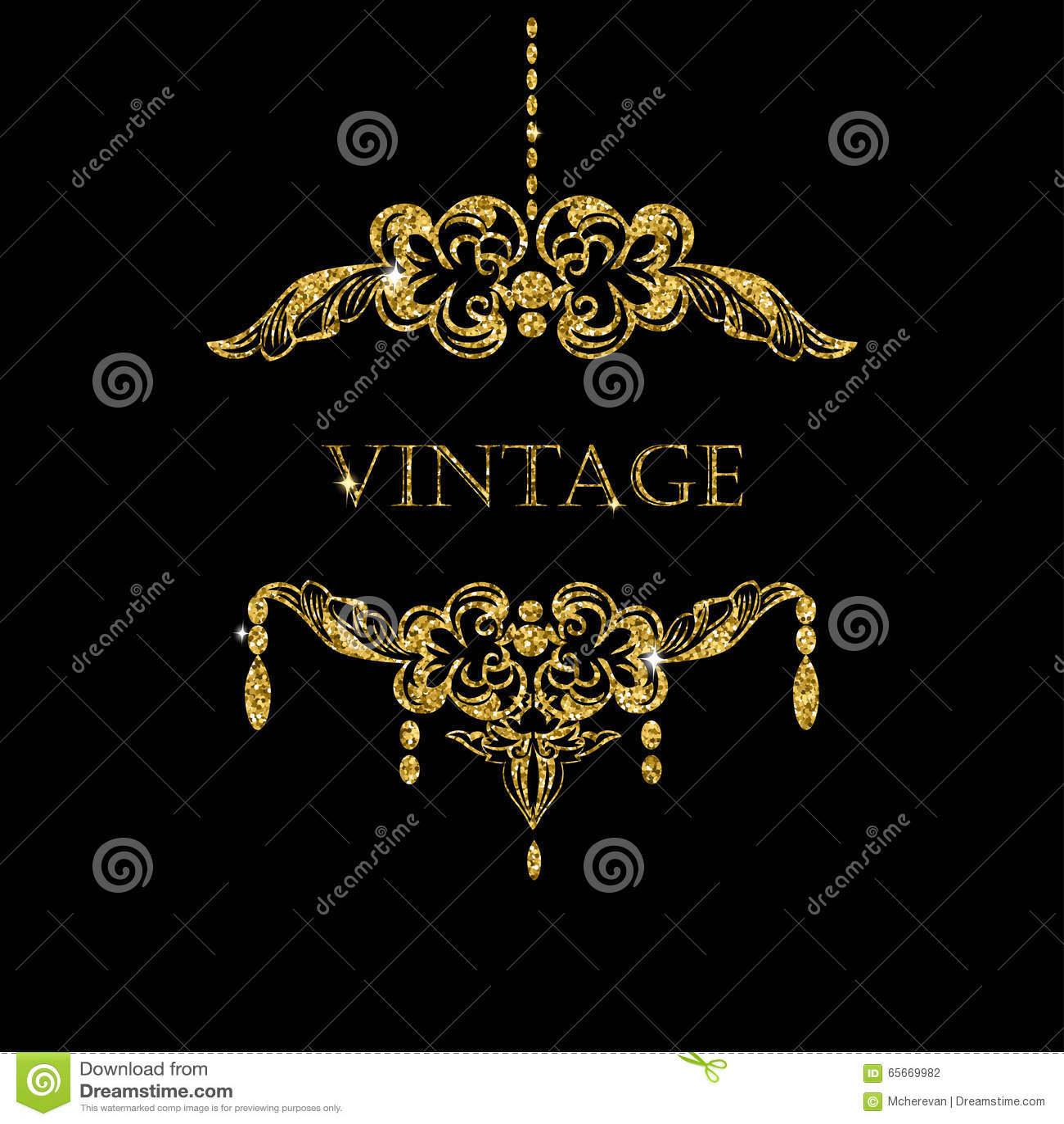 Black Chandelier Silhouette Logo Illustration Image 65669982 – Chandelier Logo