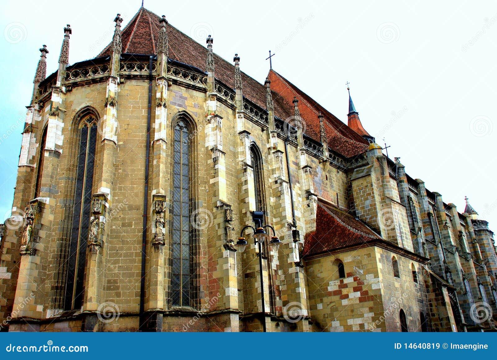 Black church, Brasov-Romania