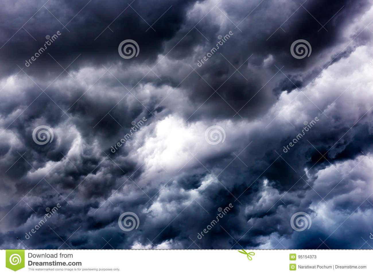 Black Clouds On Sky Dark Background Wallpaper Stock Image Image Of Hurricane Cloudy 95154373