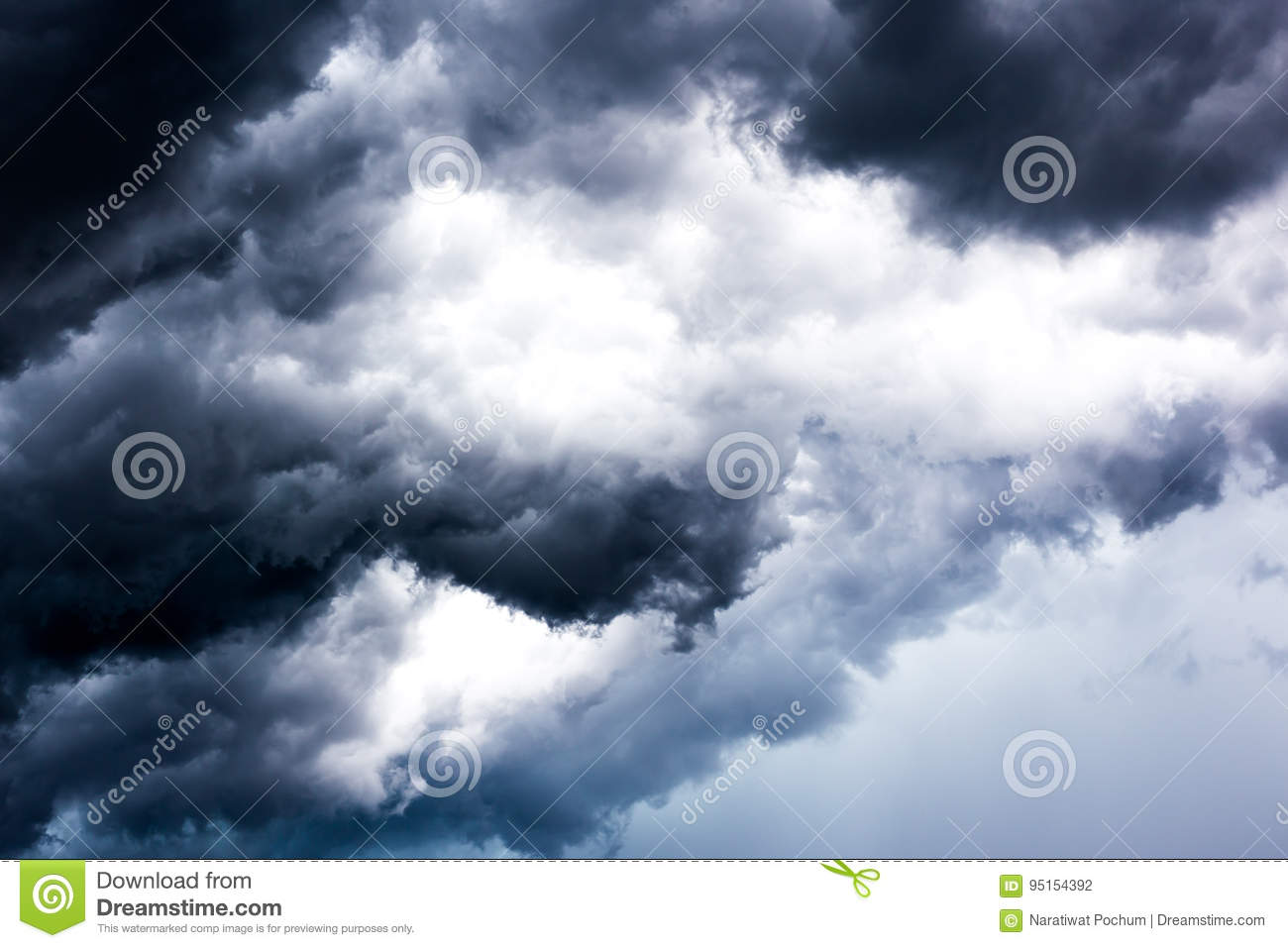 Black Clouds On Sky Dark Background Wallpaper Stock Photo Image Of Ozone Cloudy 95154392