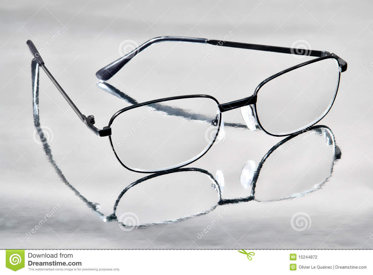black contemporary reading glasses stock photography  image  - black contemporary glasses