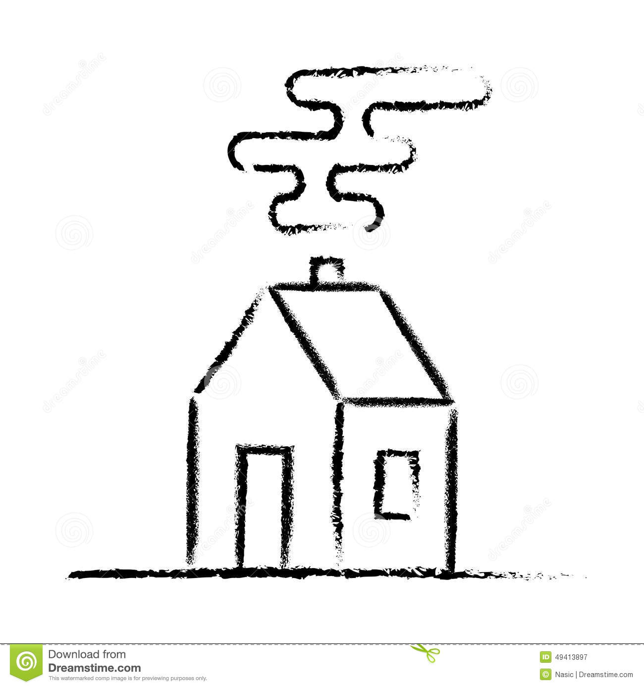 List also Houseplan055D 0540 also Stock Illustration Black Crayon House Sketch Drawing White Background Image49413897 further One level houses plans furthermore 654049 One story 3 bedroom  2 bath french traditional style house plan. on country house plans