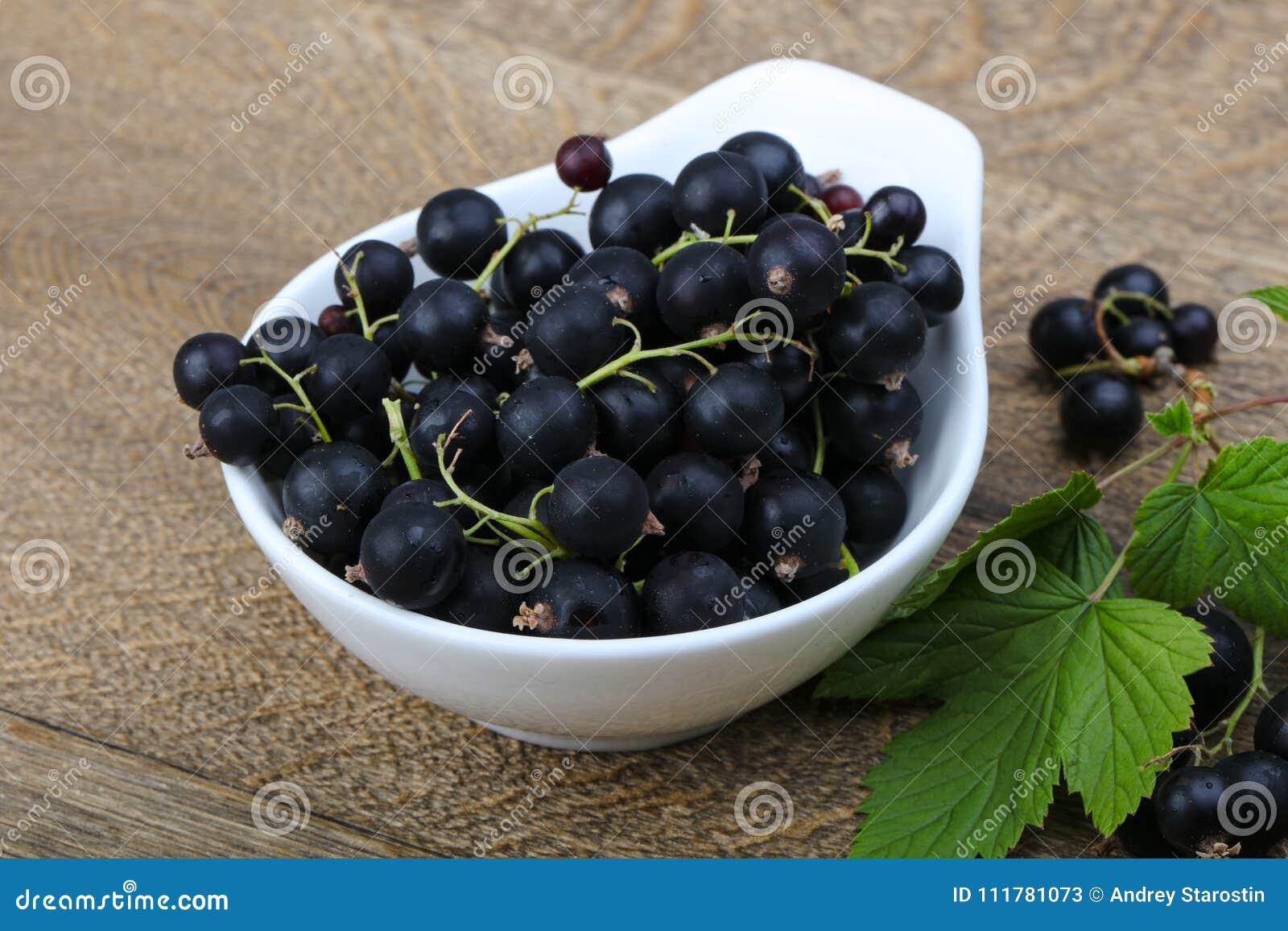 Black currants heap