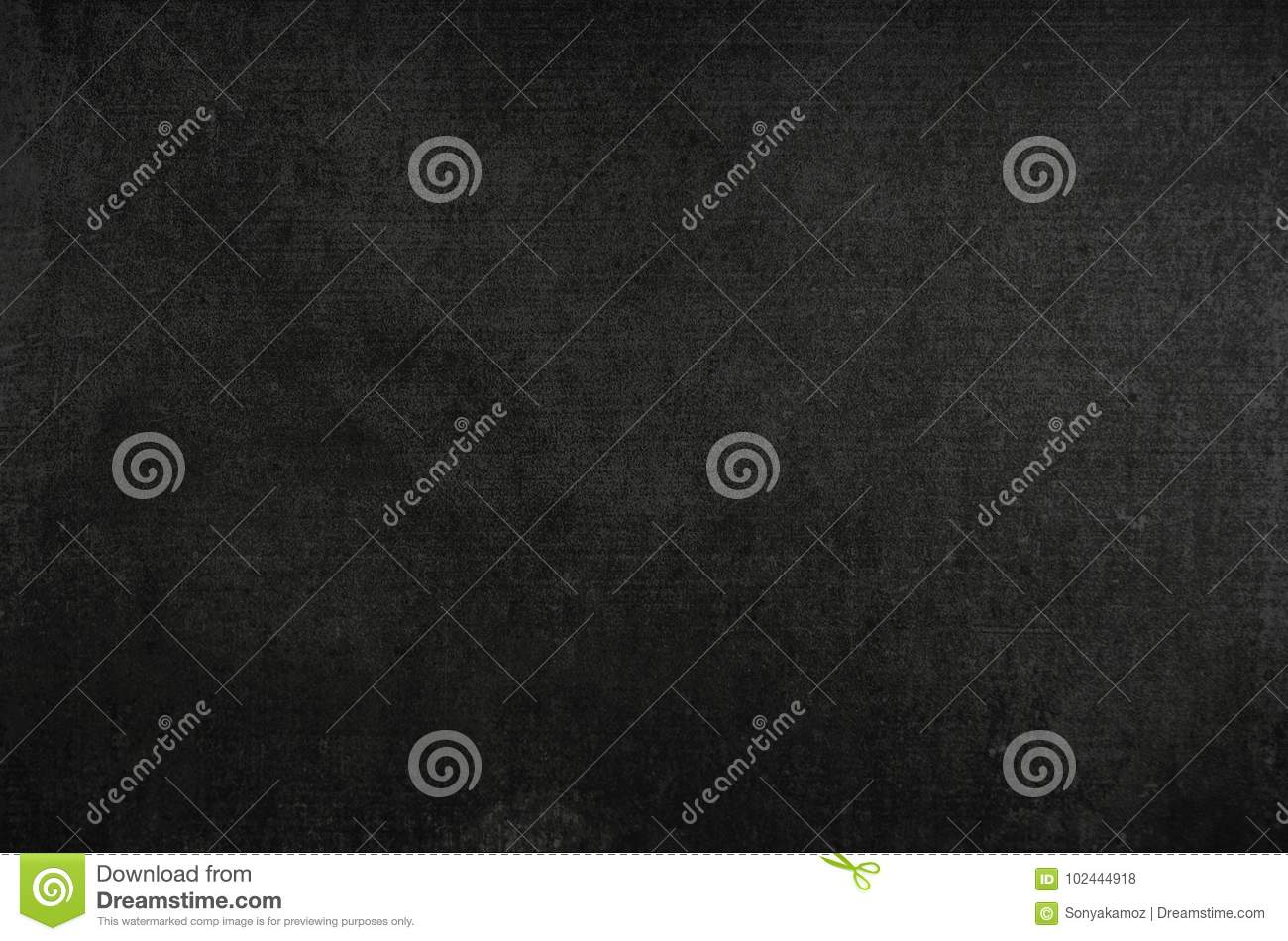 Black And Dark Gray Stone Texture Or Background