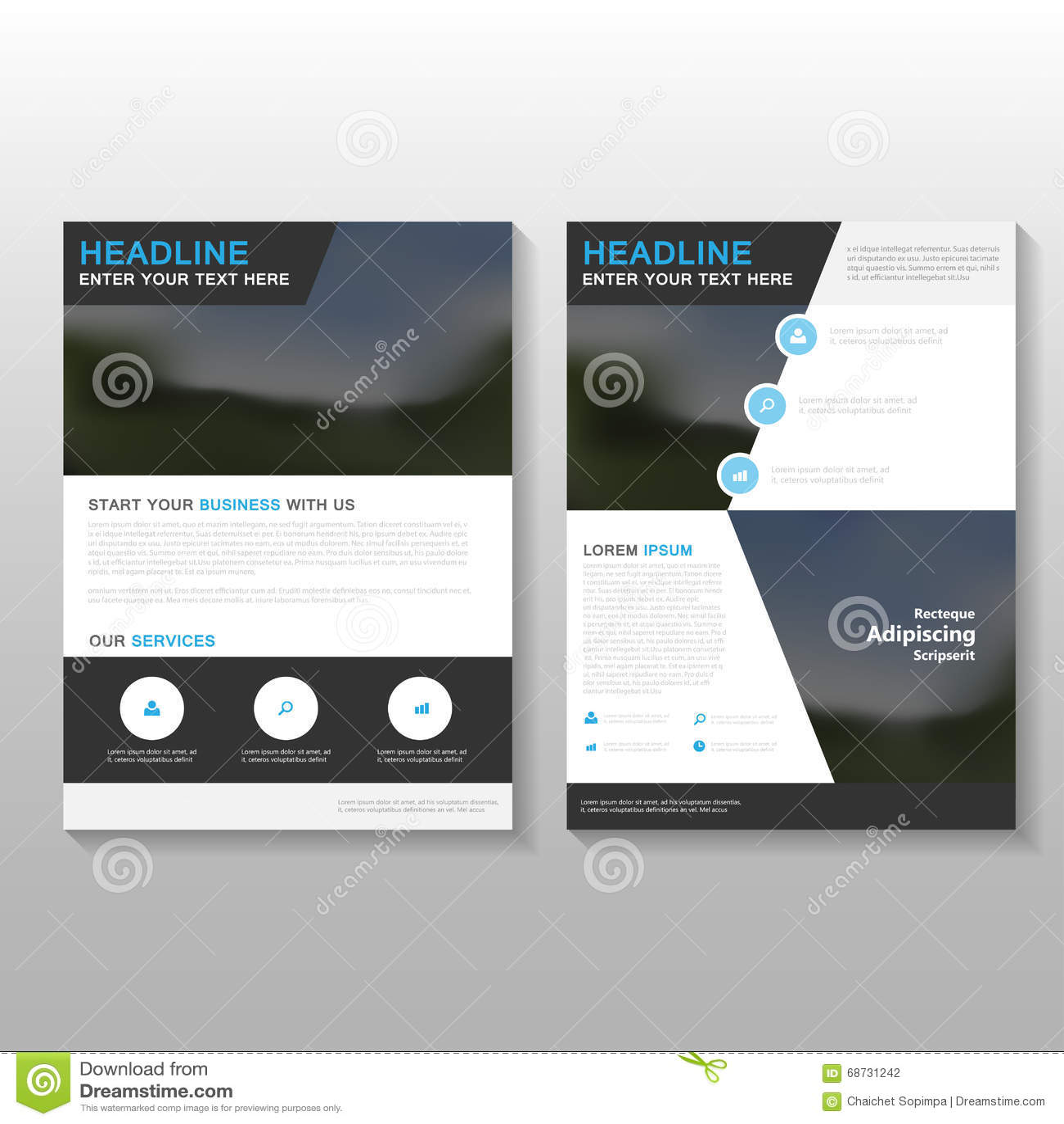 professional business cards template - Etame.mibawa.co