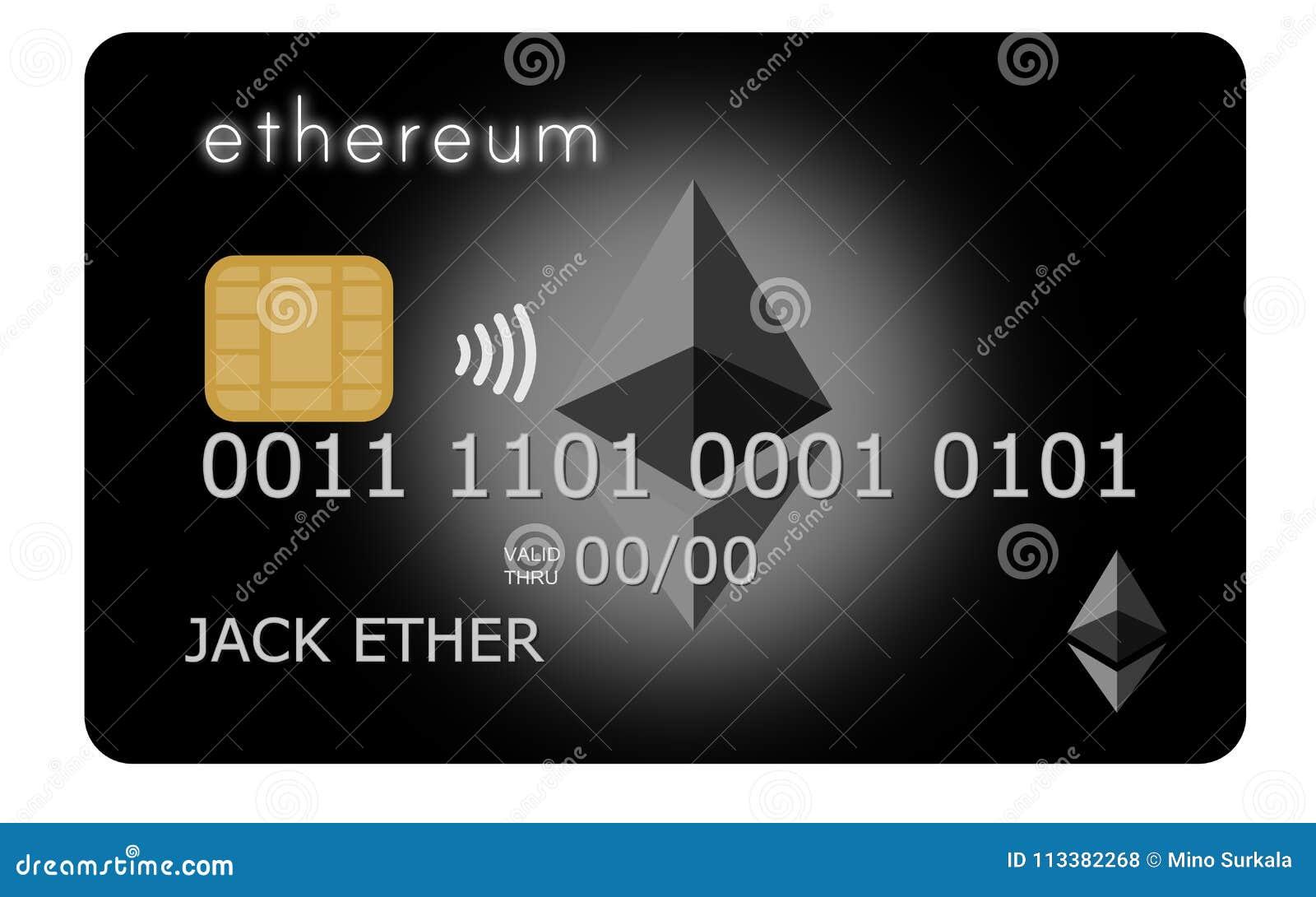 ethereum debit card