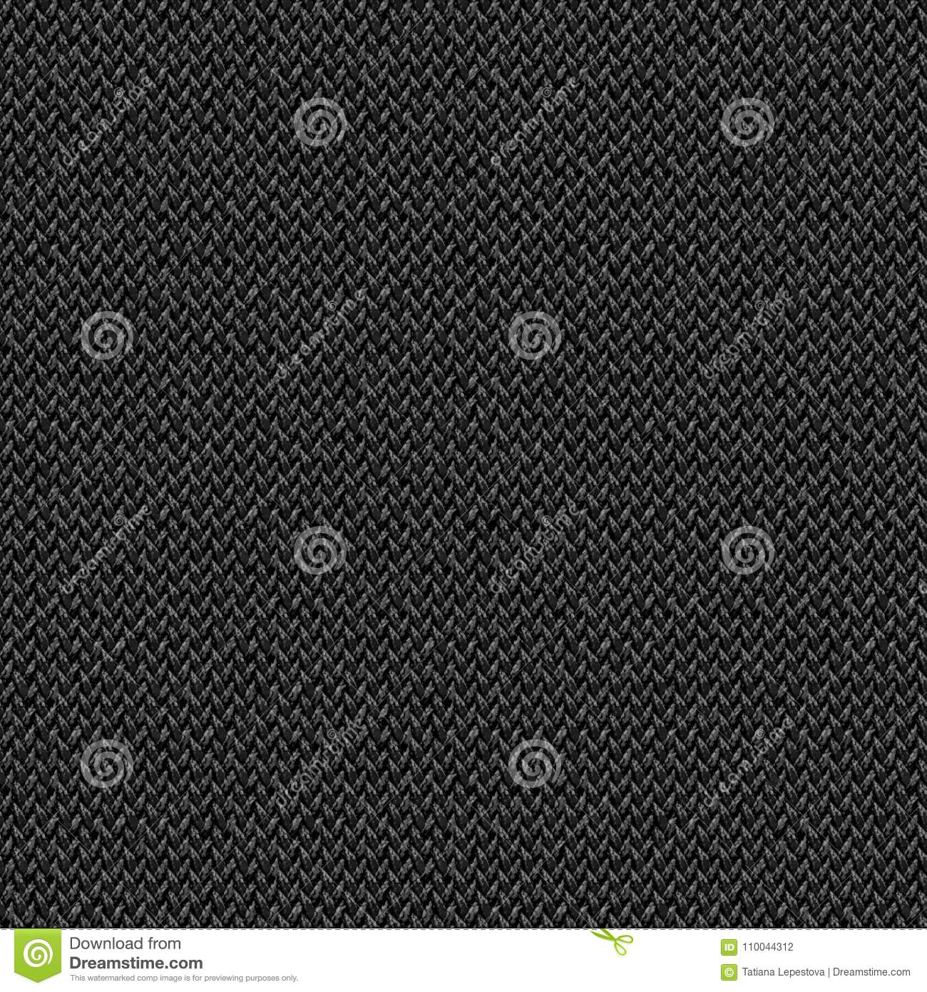 Black Fabric Accent Wall Seamless: Black Fabric Seamless Texture. Texture Map For 3d And 2d