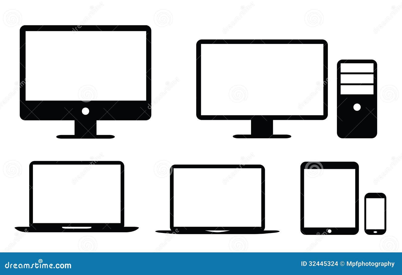Home Design App Mac Free Black Flat Ui Design Element Icon Vector Eps10 Stock