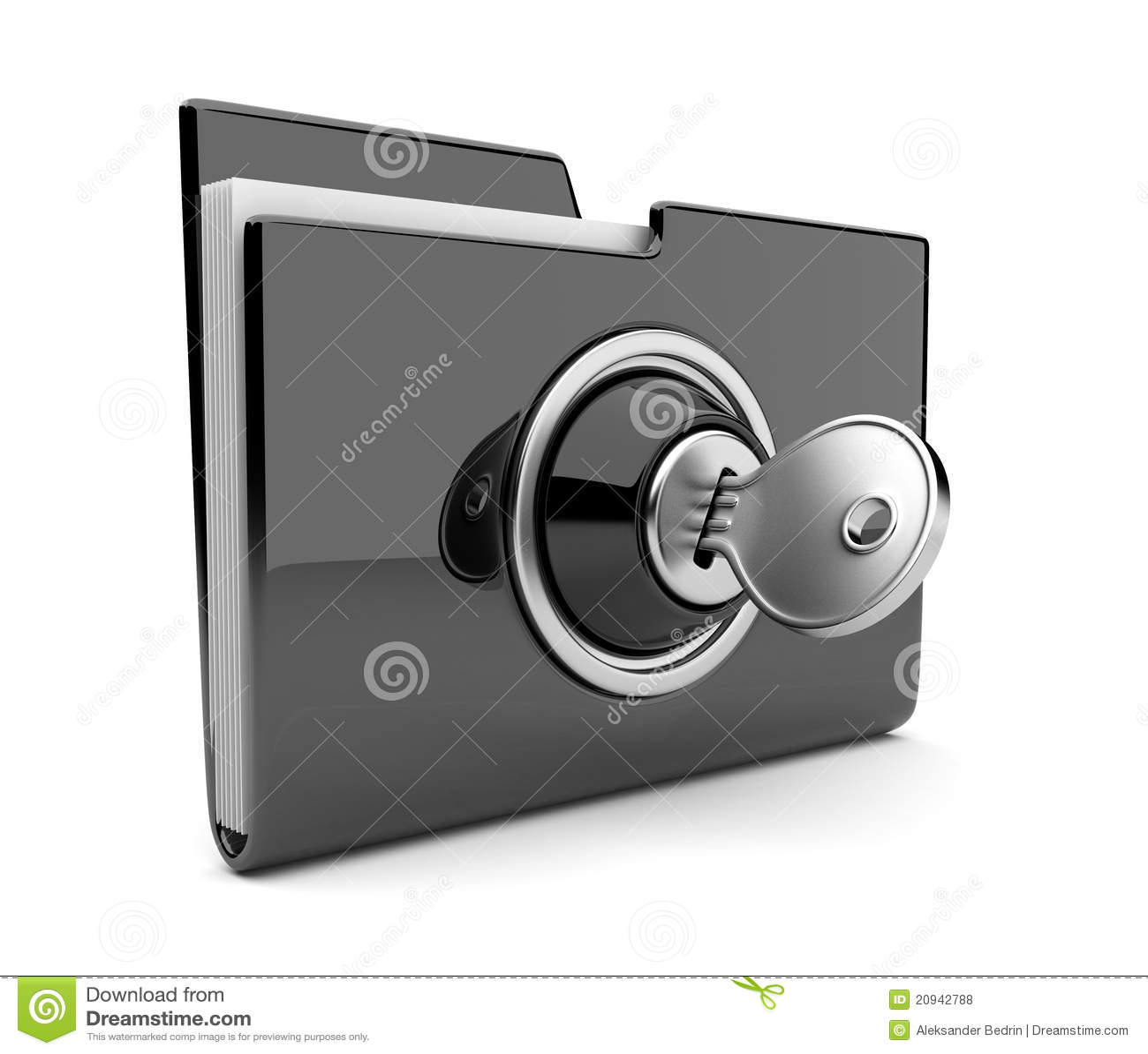 is folder lock safe