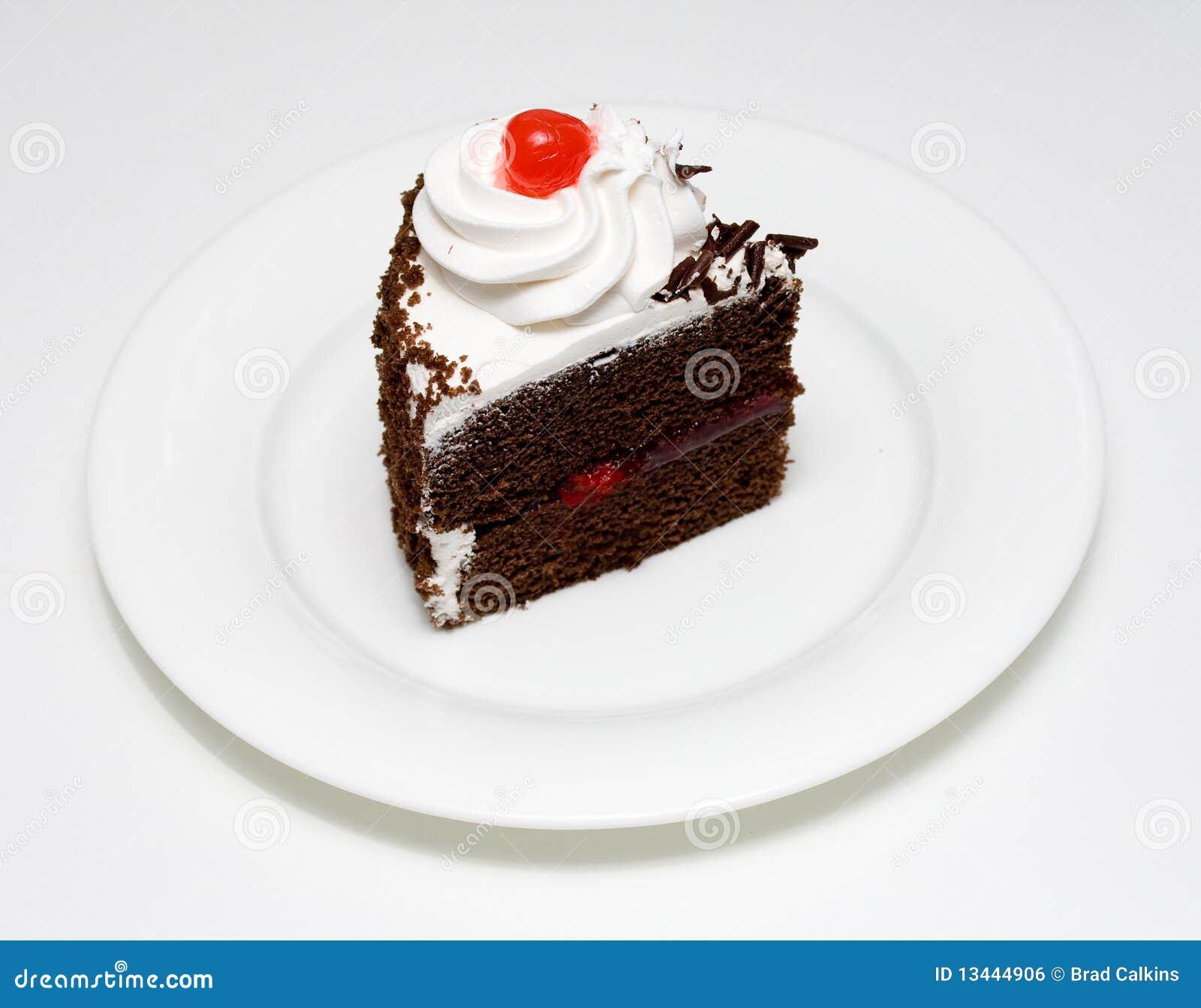 Black Forest Cake Royalty Free Stock Image - Image: 13444906