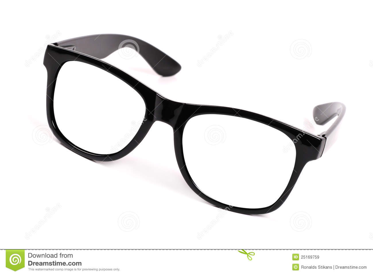 Glasses With Black Frame : Black Frame Glasses Royalty Free Stock Images - Image ...