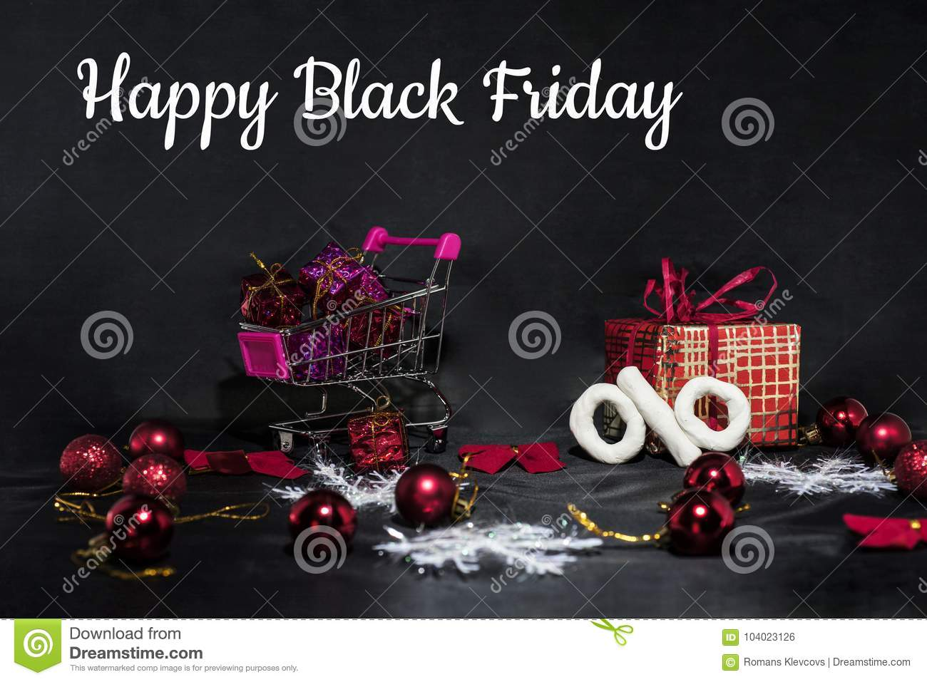 Black Friday Abstract Photo Happy Merry Christmas Stock Photo Image Of Design Header 104023126