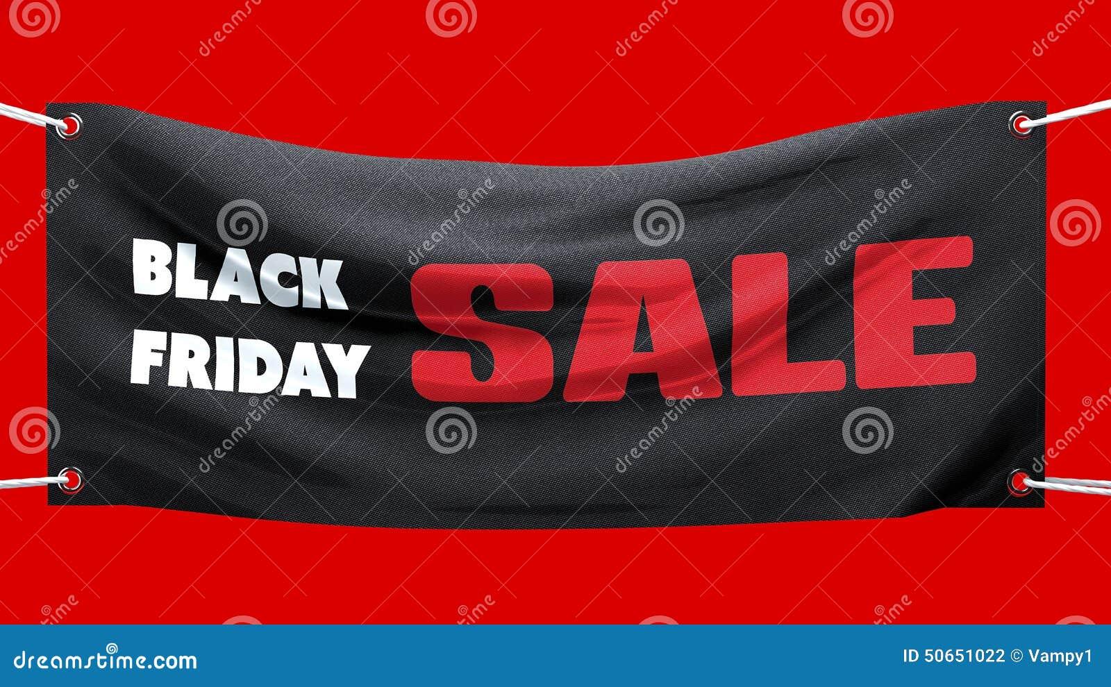 Black Friday, bandeira