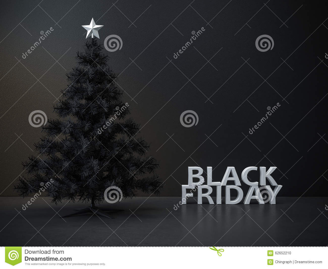 black friday christmas tree background - Christmas Tree Black Friday