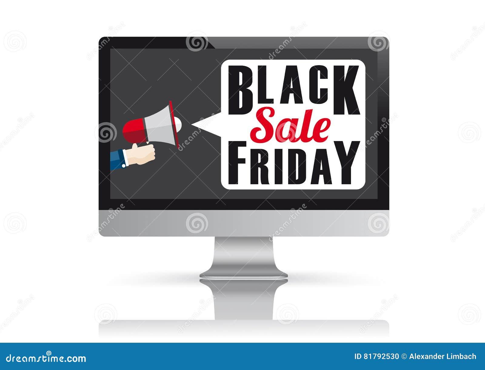 Spiegel Op Je Computer.Black Friday De Spiegel Van Het De Monitormodel Van Pc