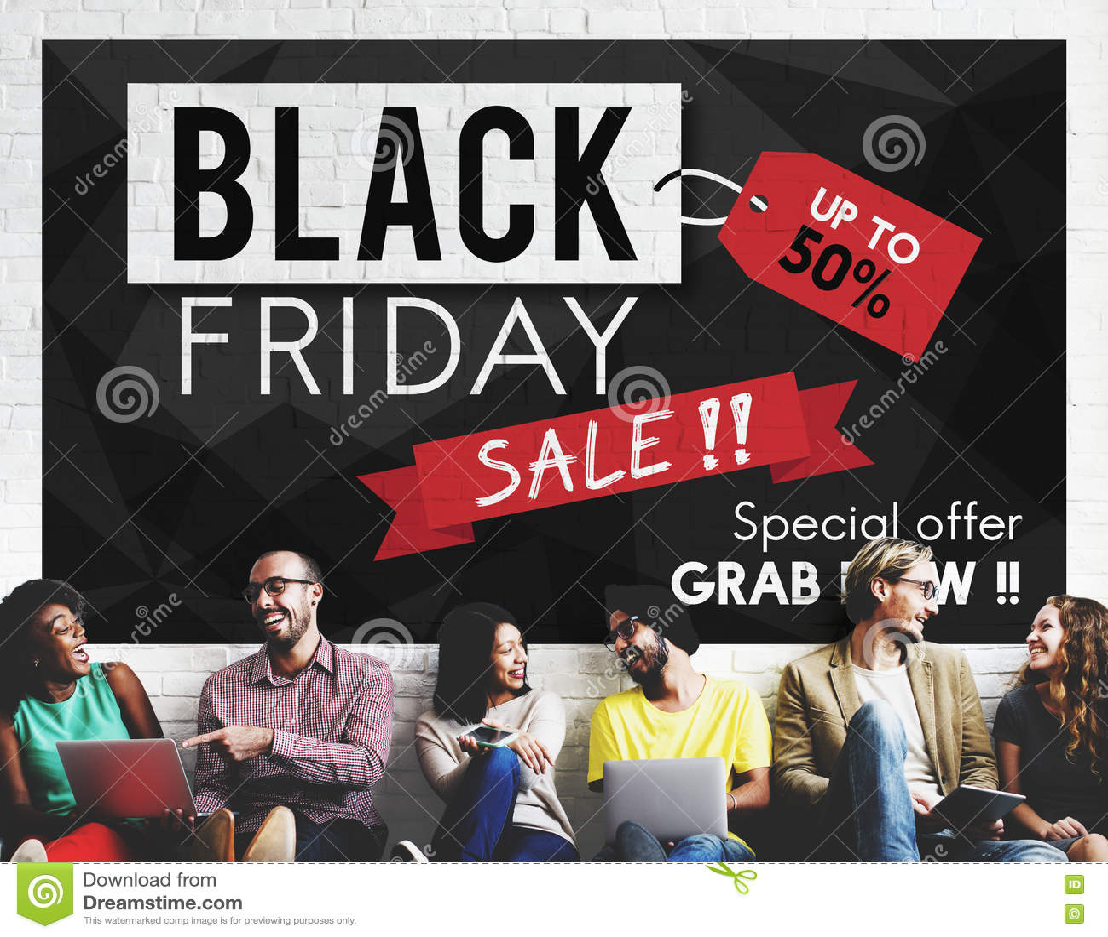 Black Friday rabata ceny promoci Przyrodni pojęcie