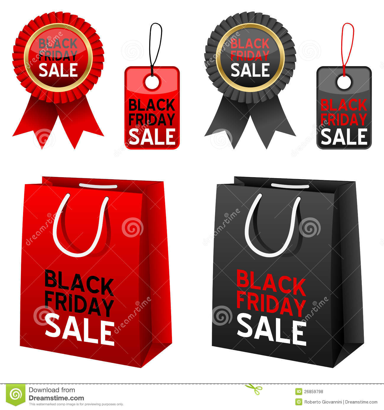 Black Friday Sale Collection Royalty Free Stock Photos ...