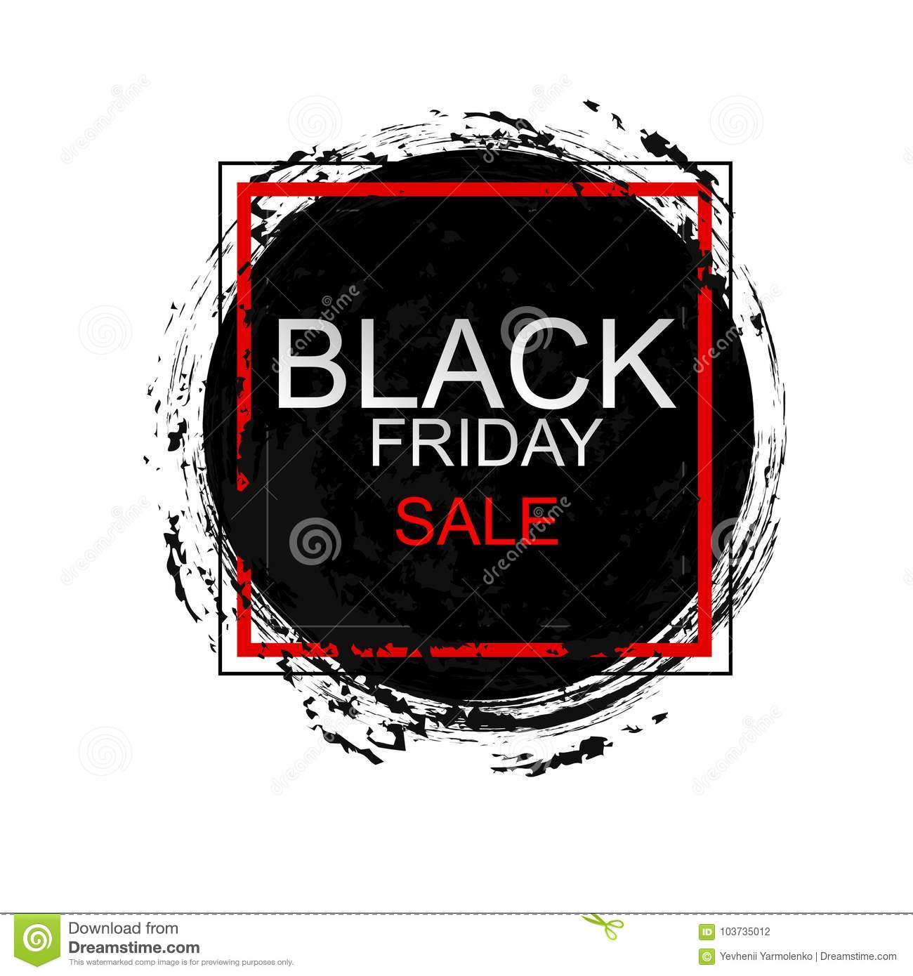 black friday sale poster template advertising poster design for