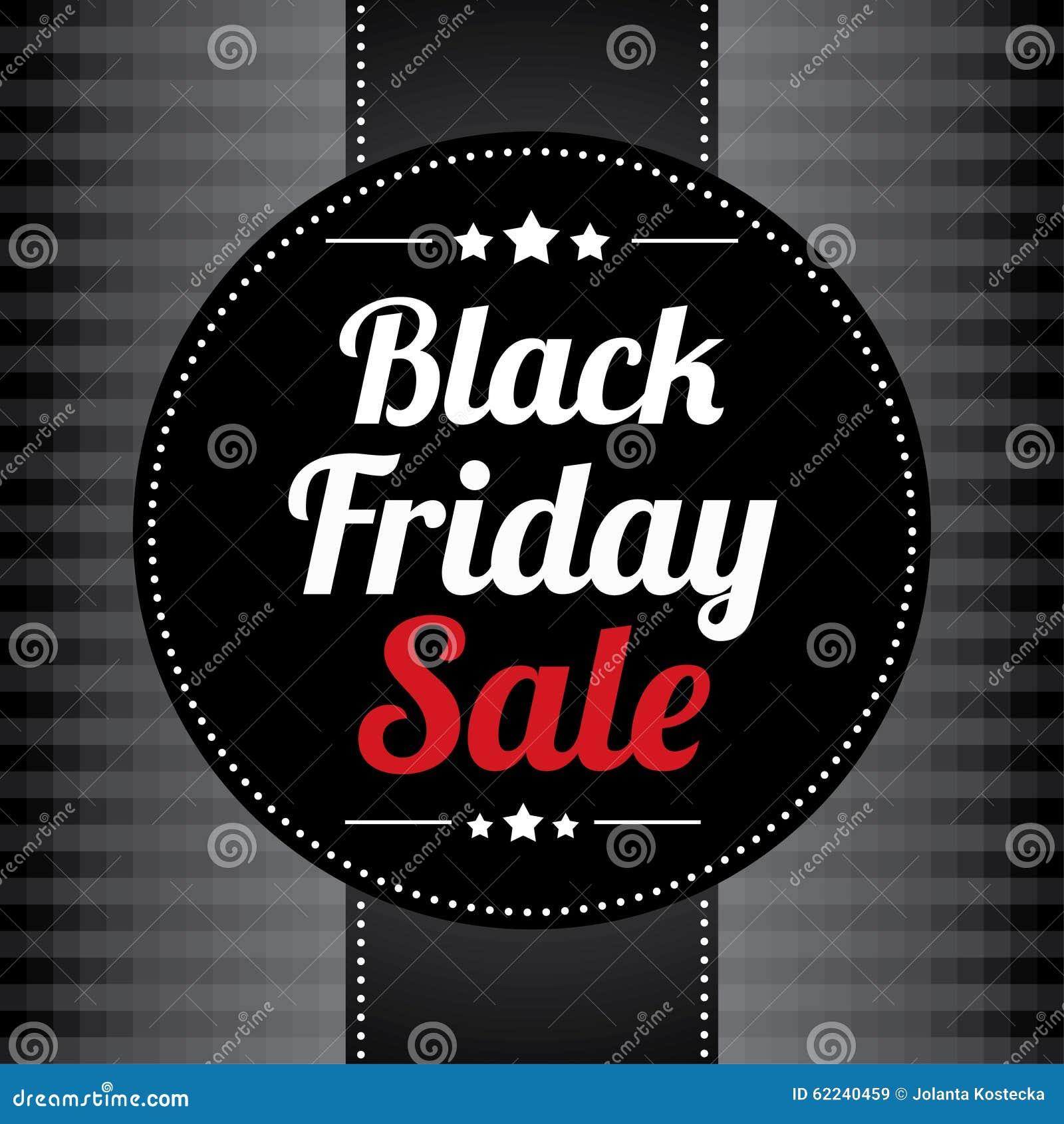 black friday sale poster stock vector  illustration of