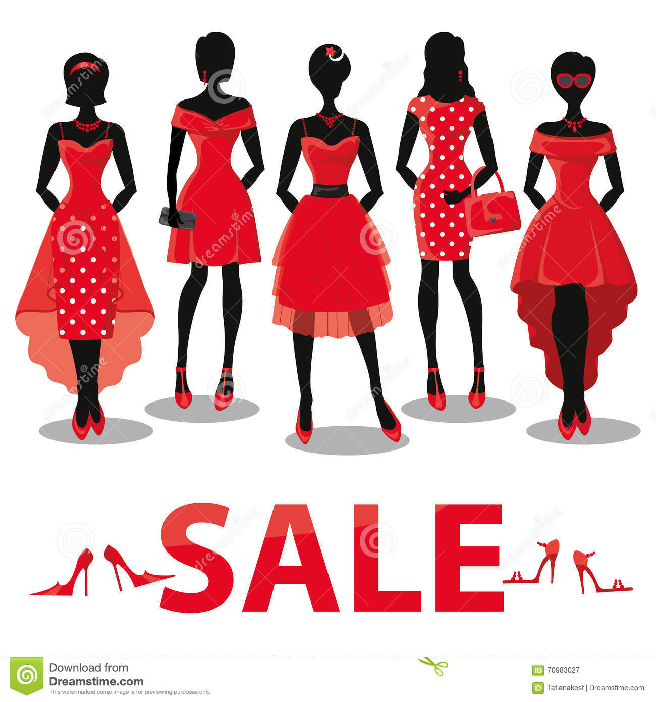 a283822d5 Black Friday Sale.Red Party Dresses