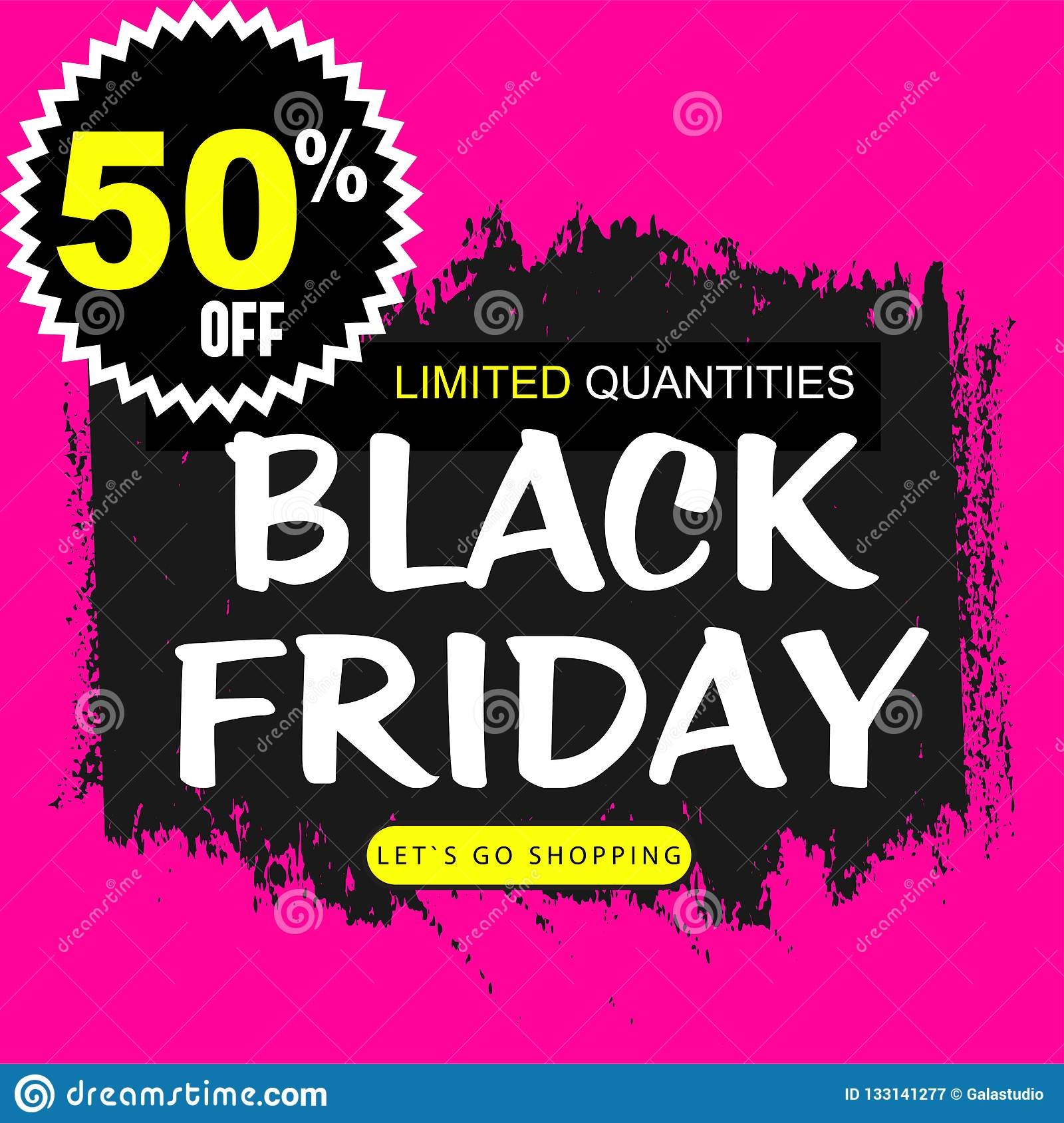Black Friday Sale Template Logos And Cards For Design Stock Illustration Illustration Of Business Design 133141277