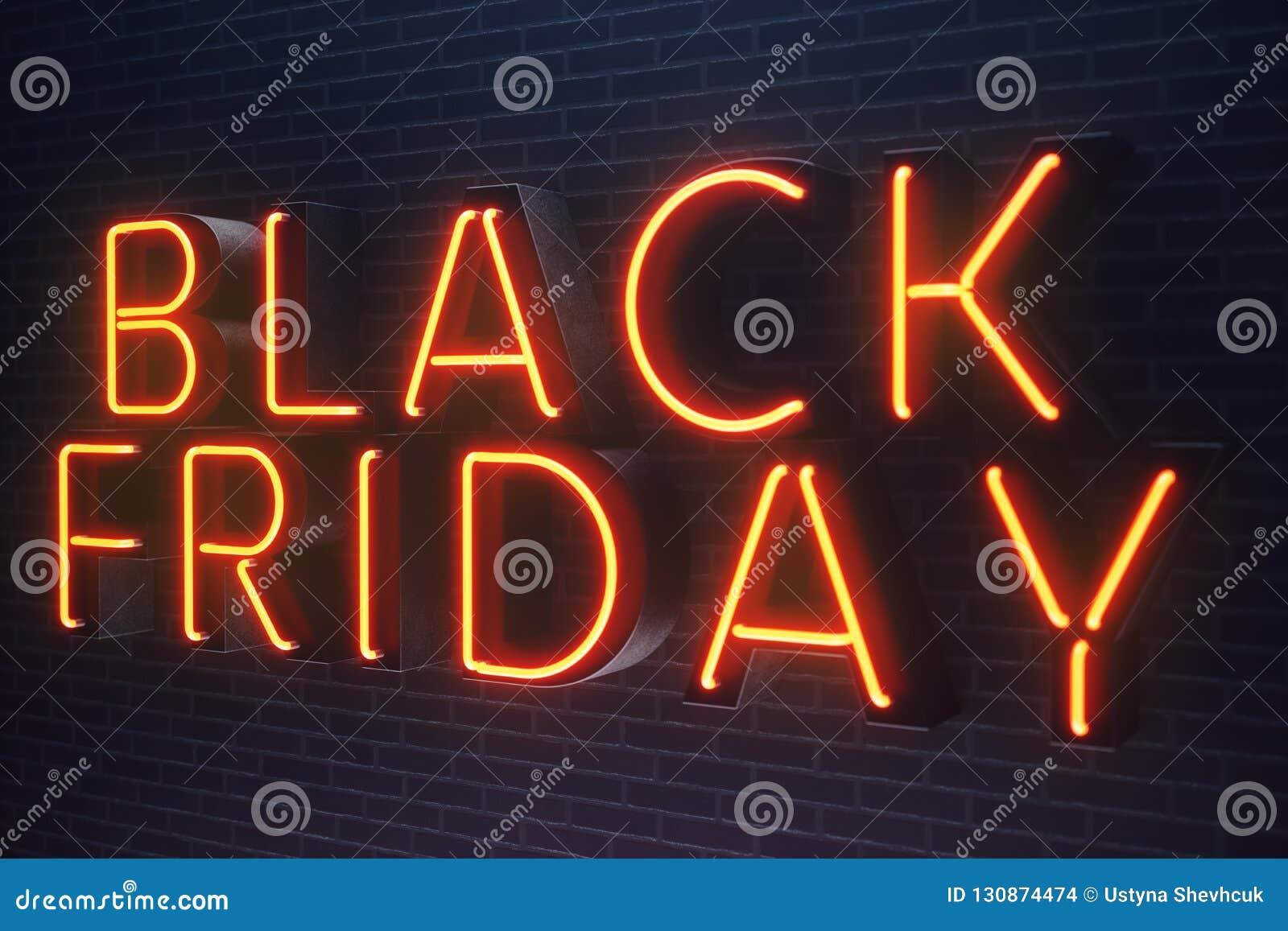 ecbbf10df8 Black Friday - Sexta-feira Com Uma Venda Grande Vendas