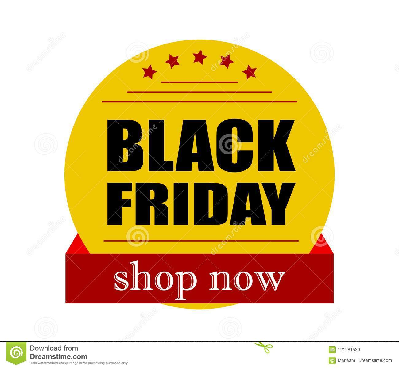 c76c3b0ee Black friday! Shop now and get great deals. Special offers. Vector flat  design over white.