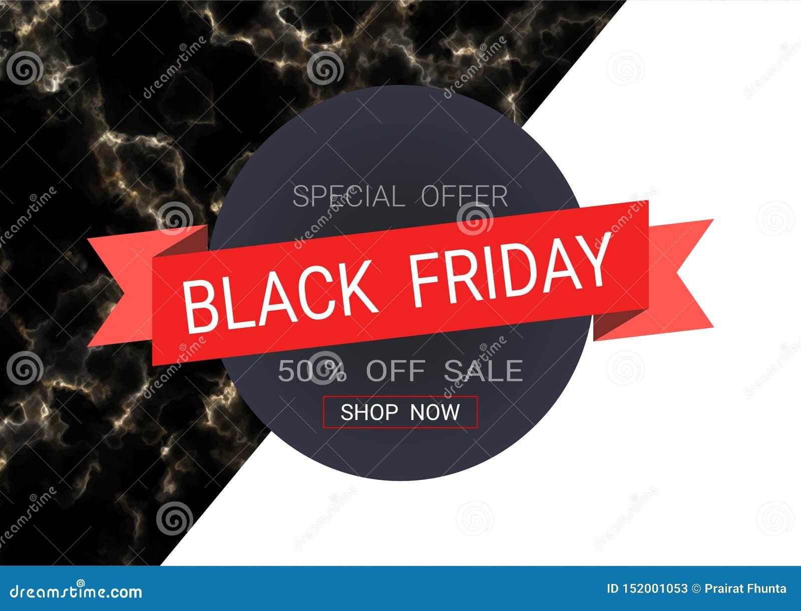 Black Friday sprzedaży projekta wpisowy szablon, pojęcie reklama dla sezonowej oferty z abstrakcjonistycznym tłem