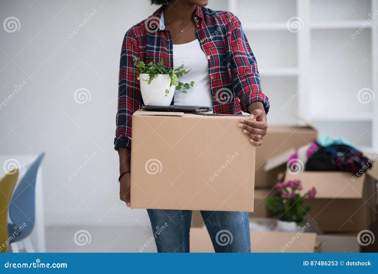 Moving black girls