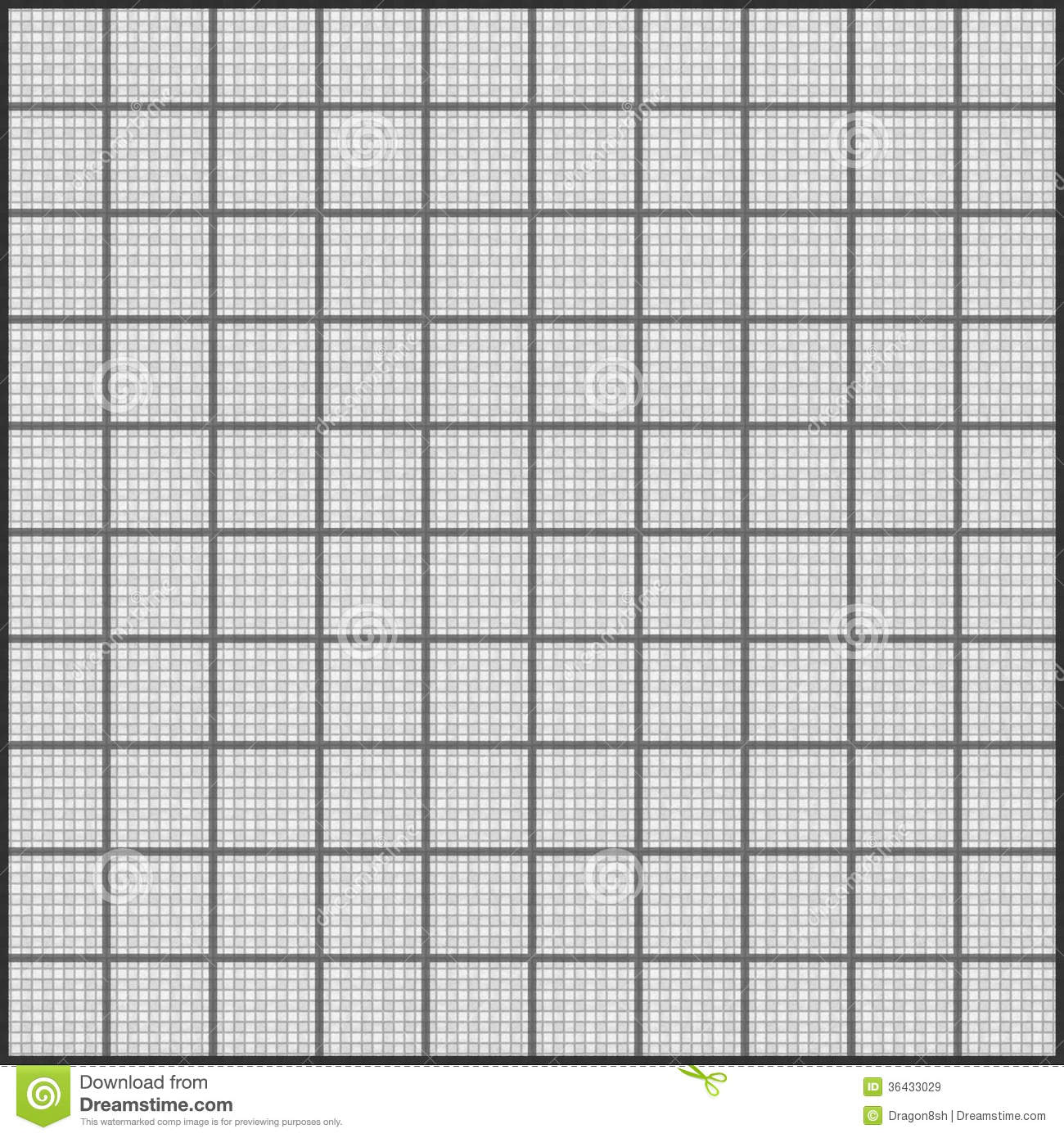 Black grid on white paper tileable royalty free stock for Delicate in texture crossword clue