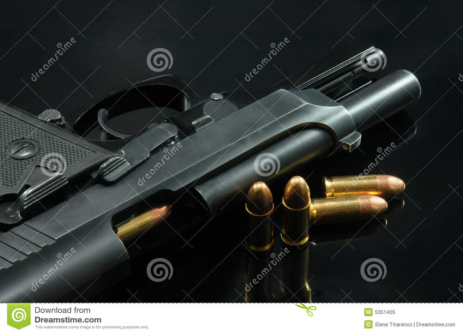 blackguns black guns bullets - photo #11
