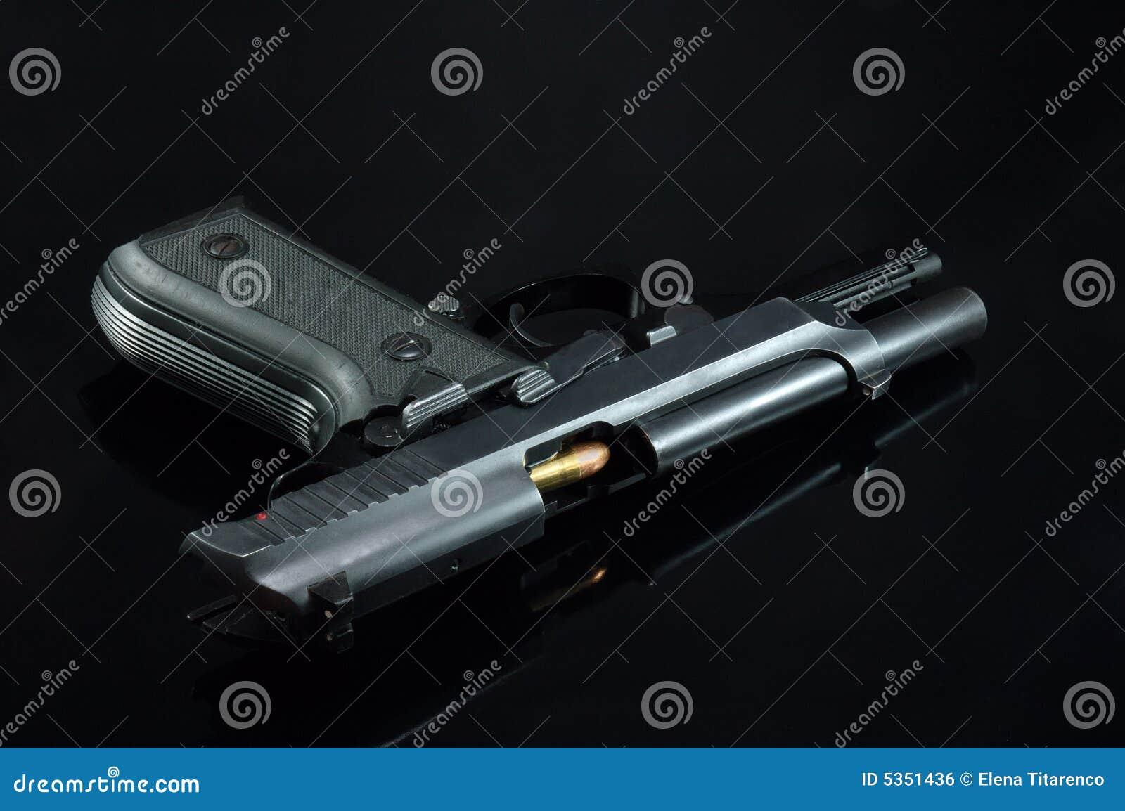 blackguns black guns bullets - photo #22