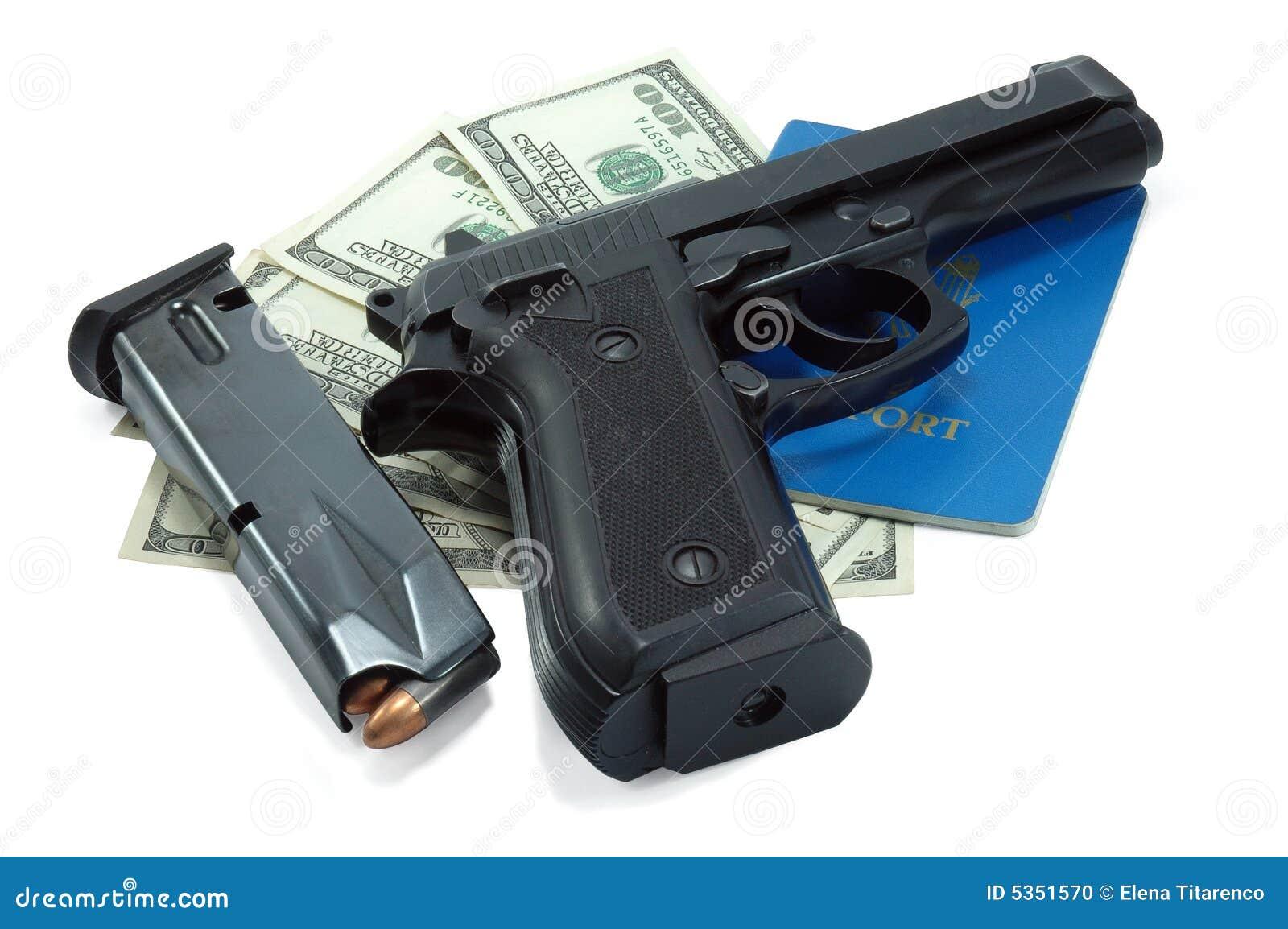 blackguns black guns bullets - photo #27