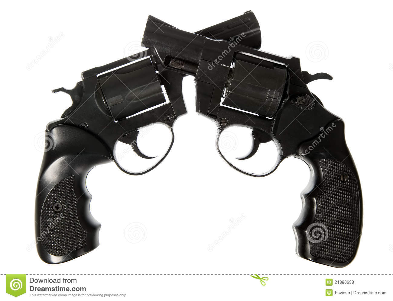 gun white background - photo #34