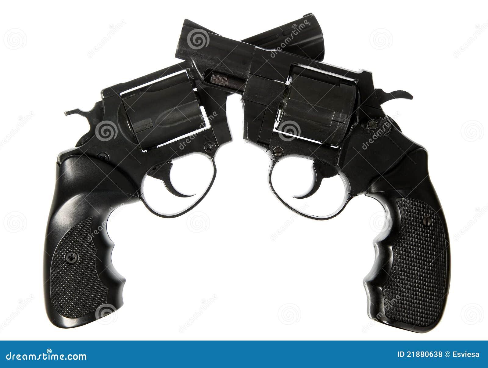 gun white background - photo #34
