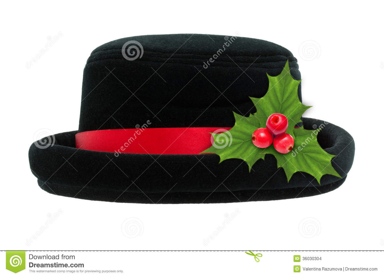 Car Dealer In Chritsmas Hats
