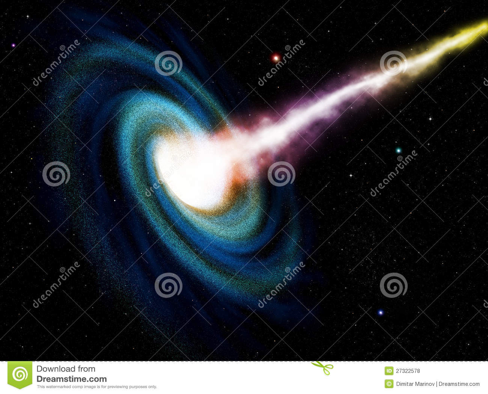 Black Hole Royalty Free Stock Photos - Image: 27322578