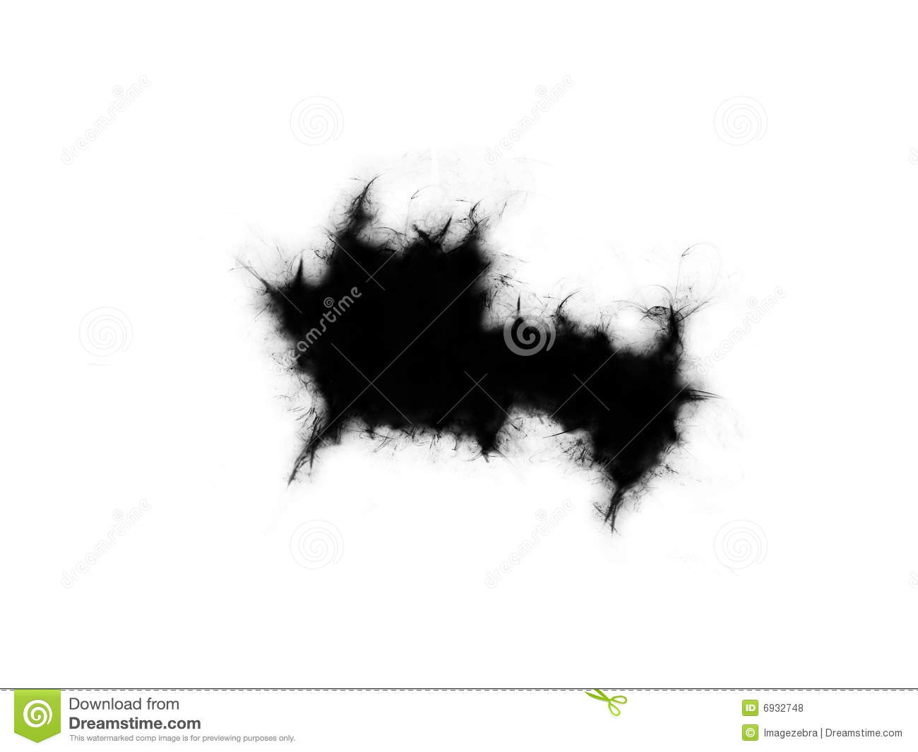 Black Hole Royalty Free Stock Photos - Image: 6932748