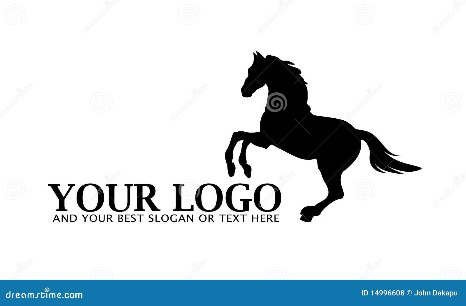 Black horse logo Royal...