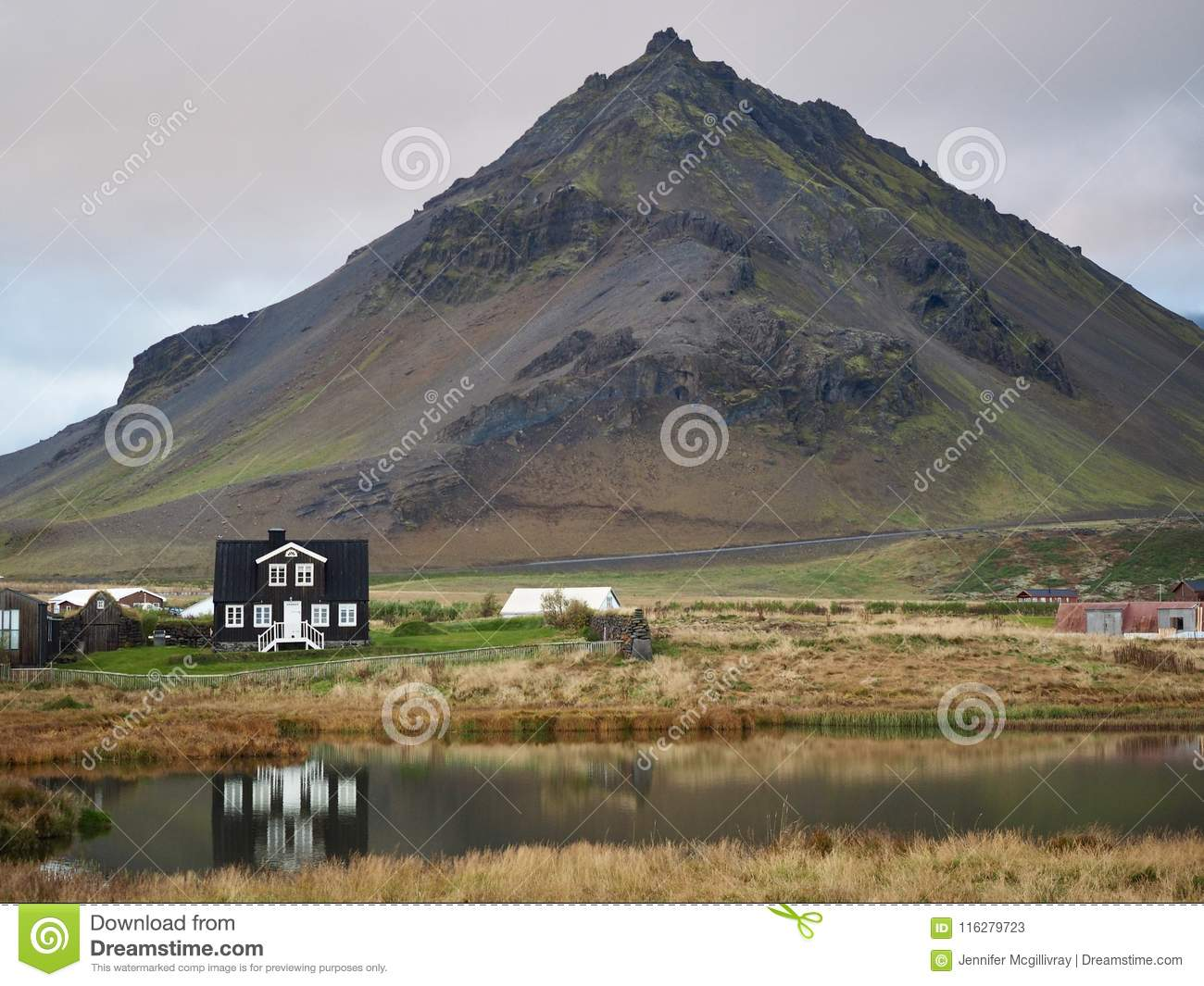 Black House Iceland Stock Images - Download 593 Royalty ...