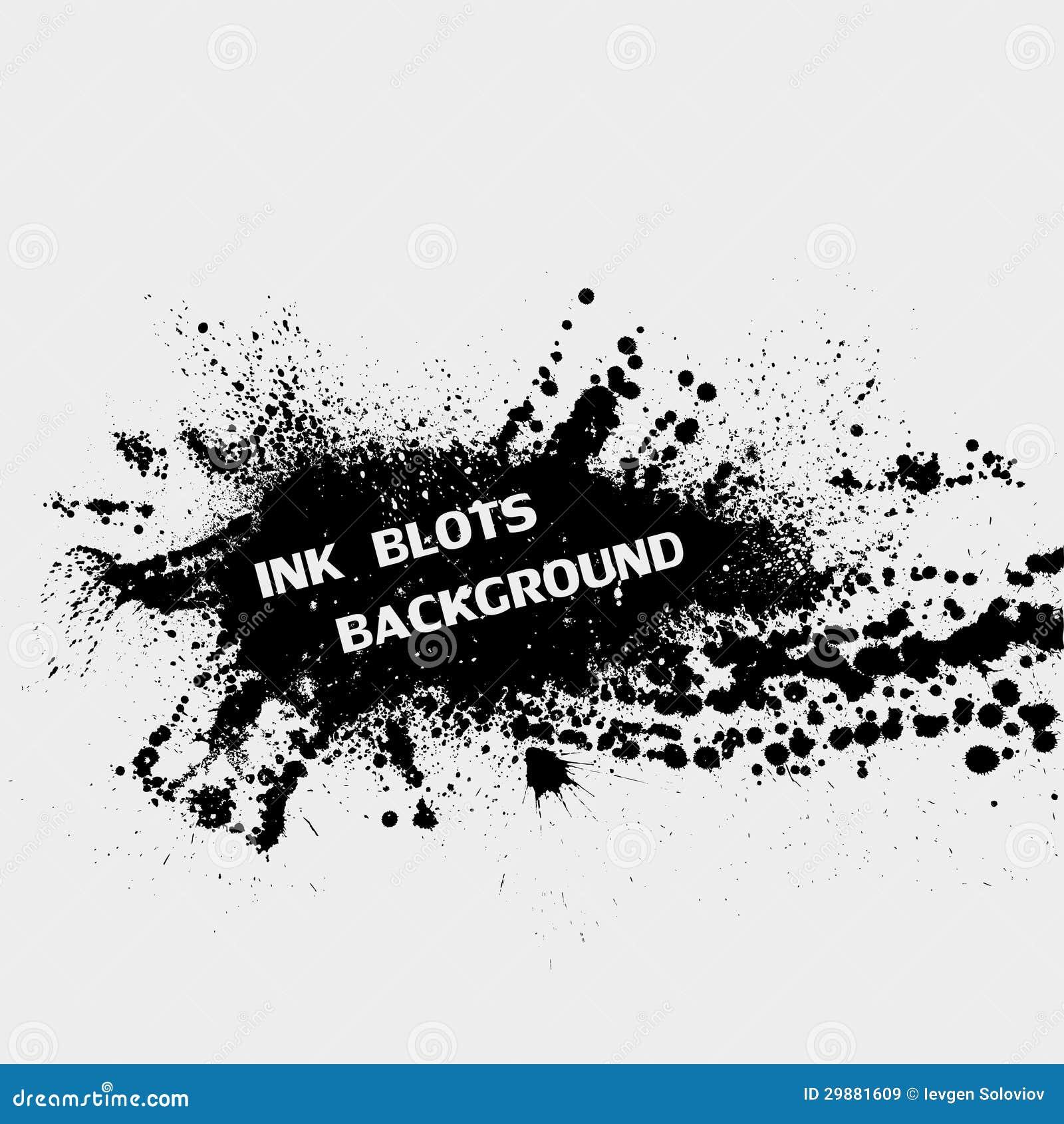 ink blot background - photo #12
