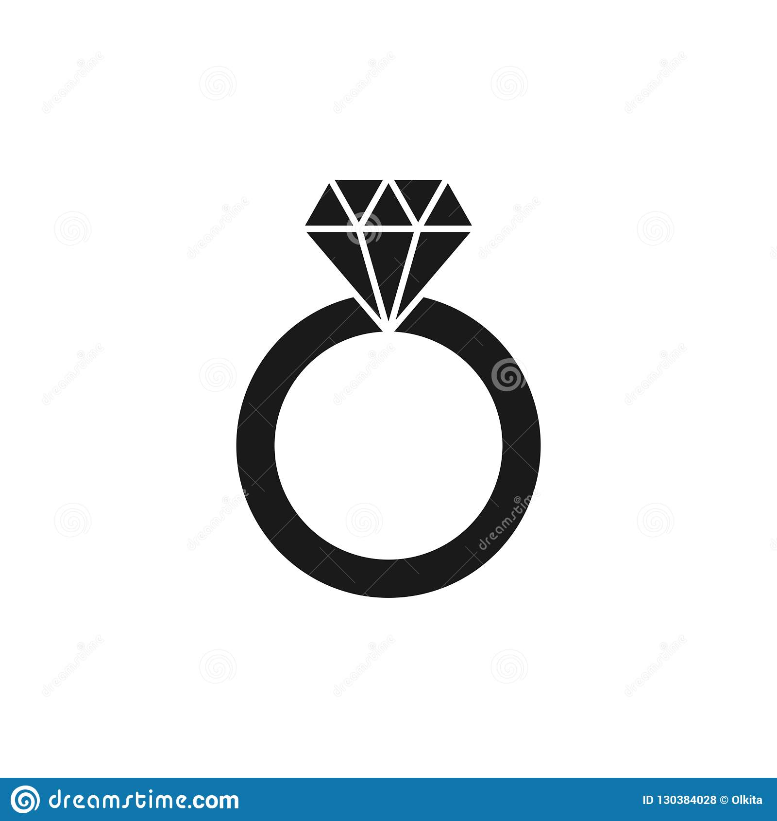 Wedding Ring Silhouette Stock Illustrations 3 774 Wedding Ring Silhouette Stock Illustrations Vectors Clipart Dreamstime