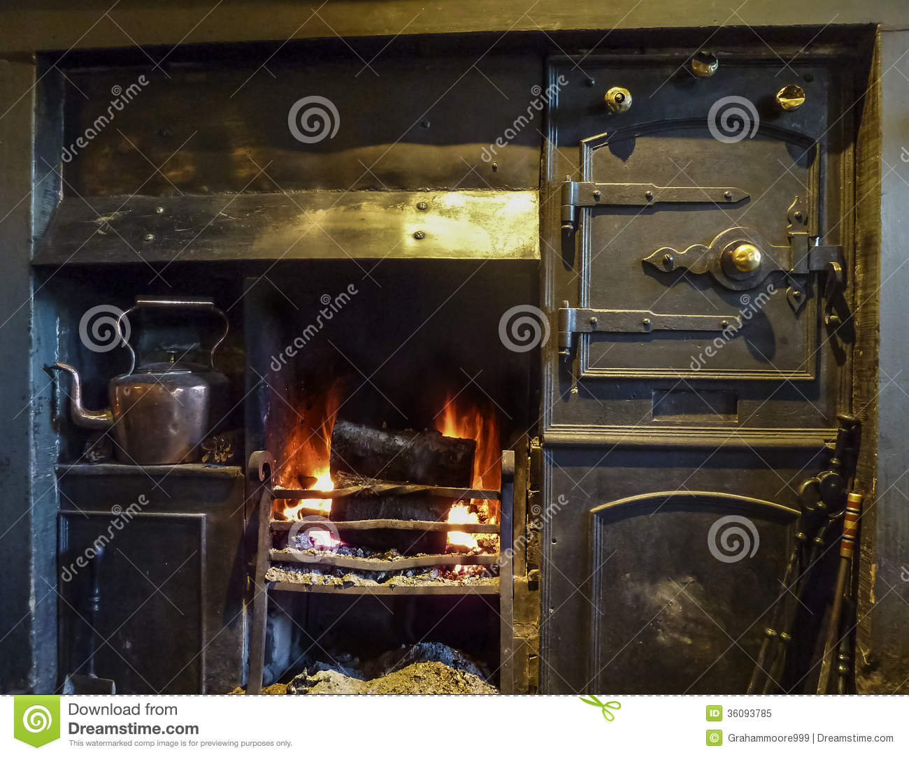 Victorian Fireplace Hearth