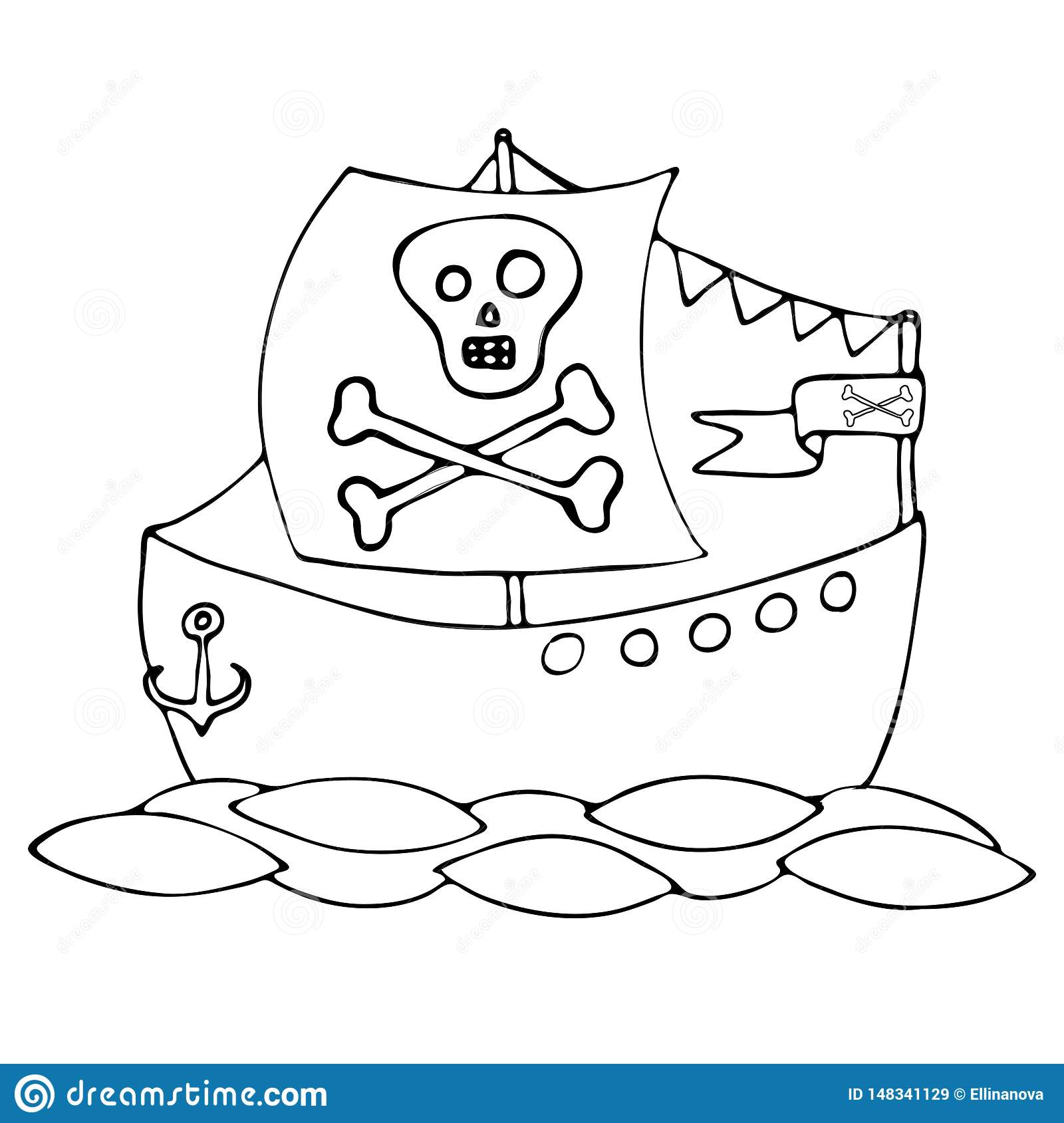 Free Free Coloring Pages Pirates, Download Free Clip Art, Free ... | 1689x1600