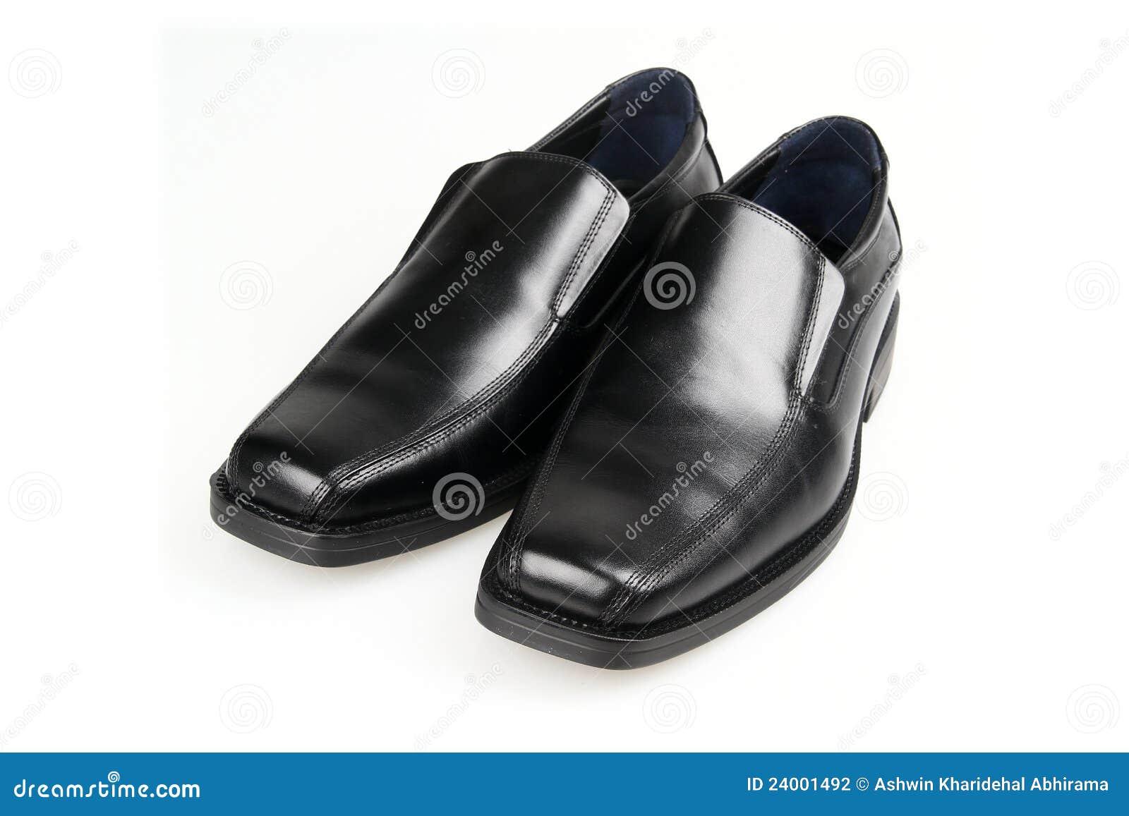 Black man s shoes