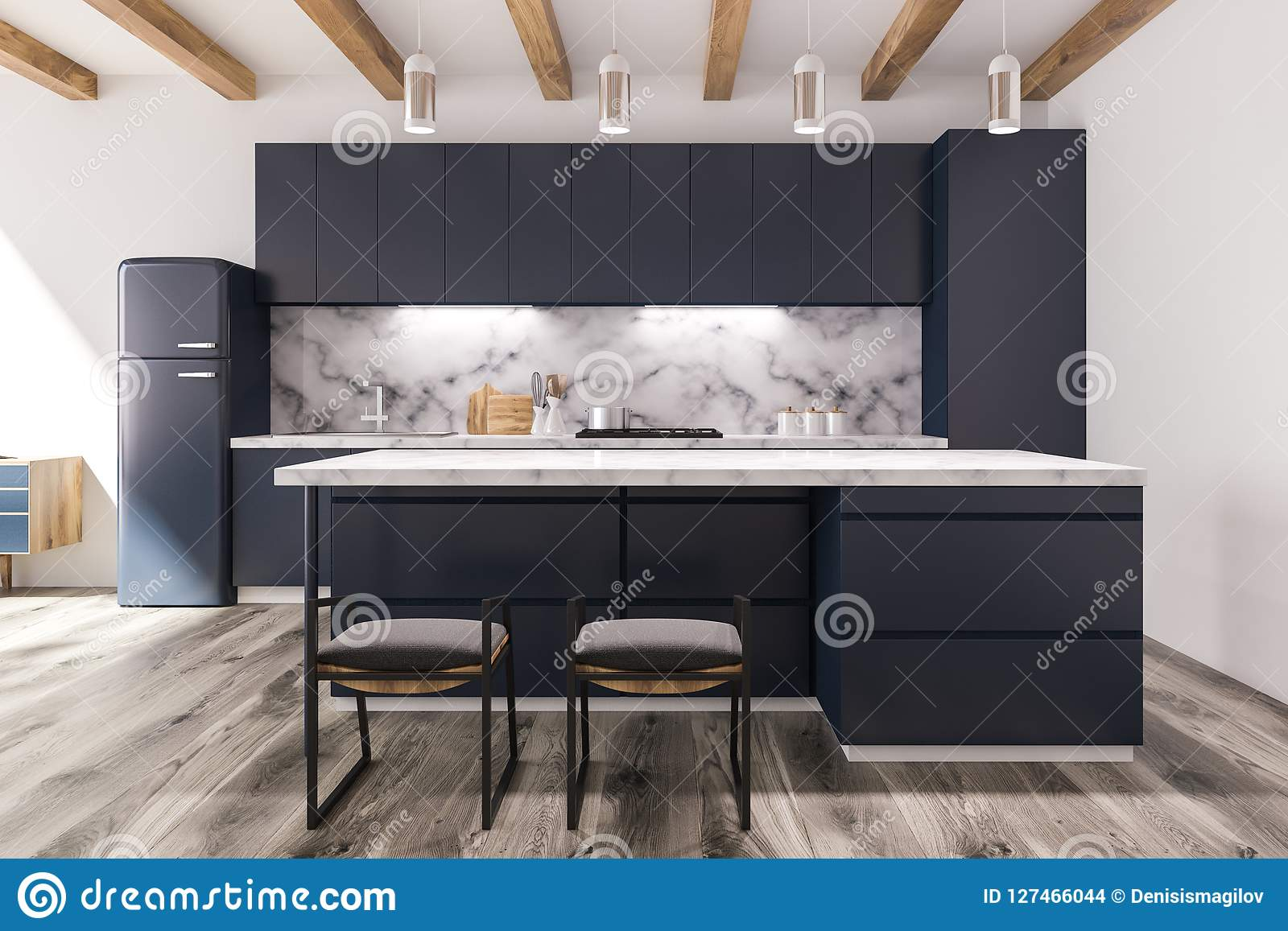 Black And Marble Kitchen In Studio Flat Stock Illustration Illustration Of Healthy Building 127466044,United Checked Baggage Fees