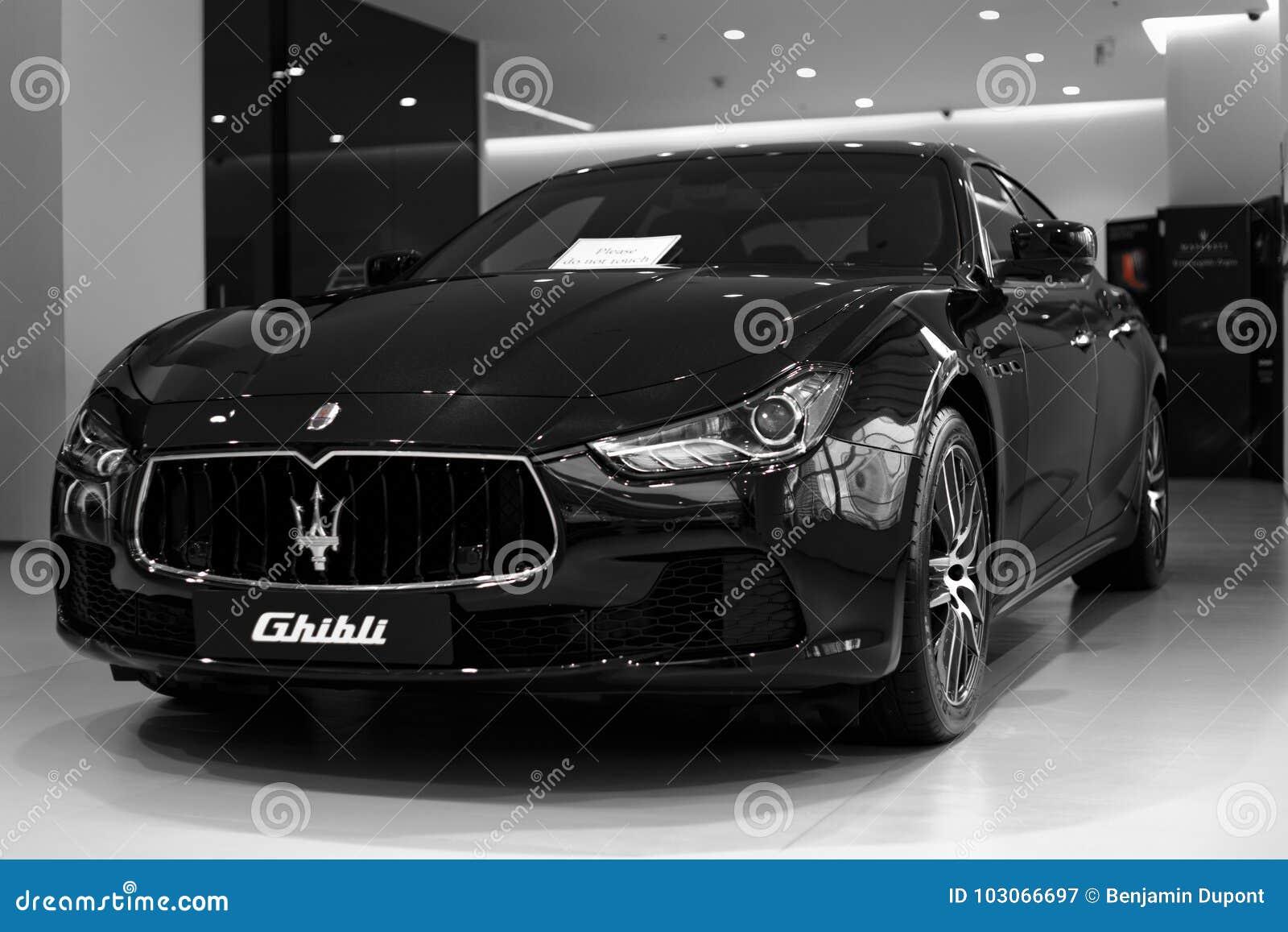 501 Black Maserati Photos Free Royalty Free Stock Photos From Dreamstime