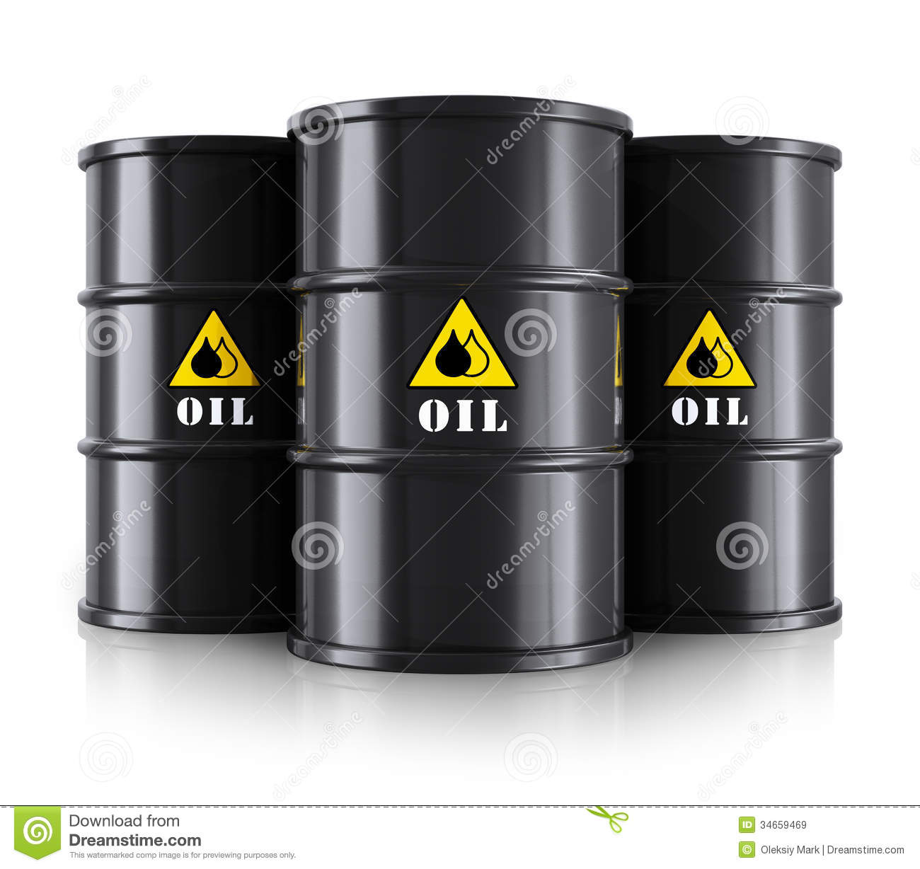 Creative abstract oil and gas industry business concept: group of ...