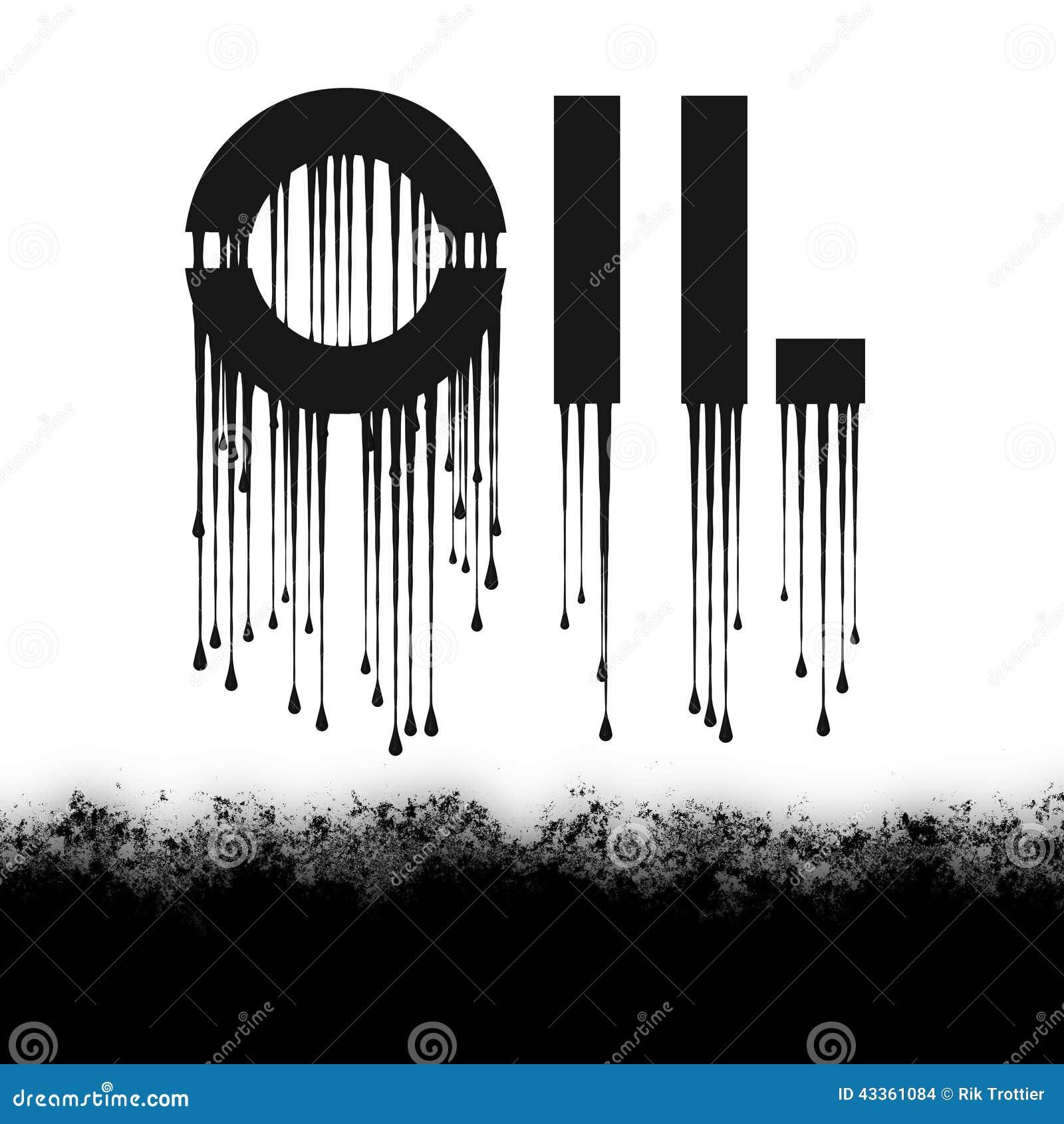 black oil dripping stock illustration. illustration of drops - 43361084