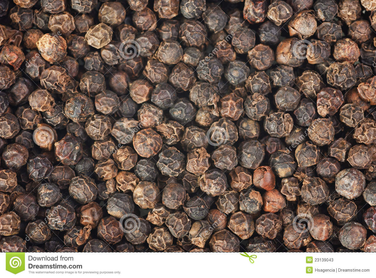 Black pepper makro